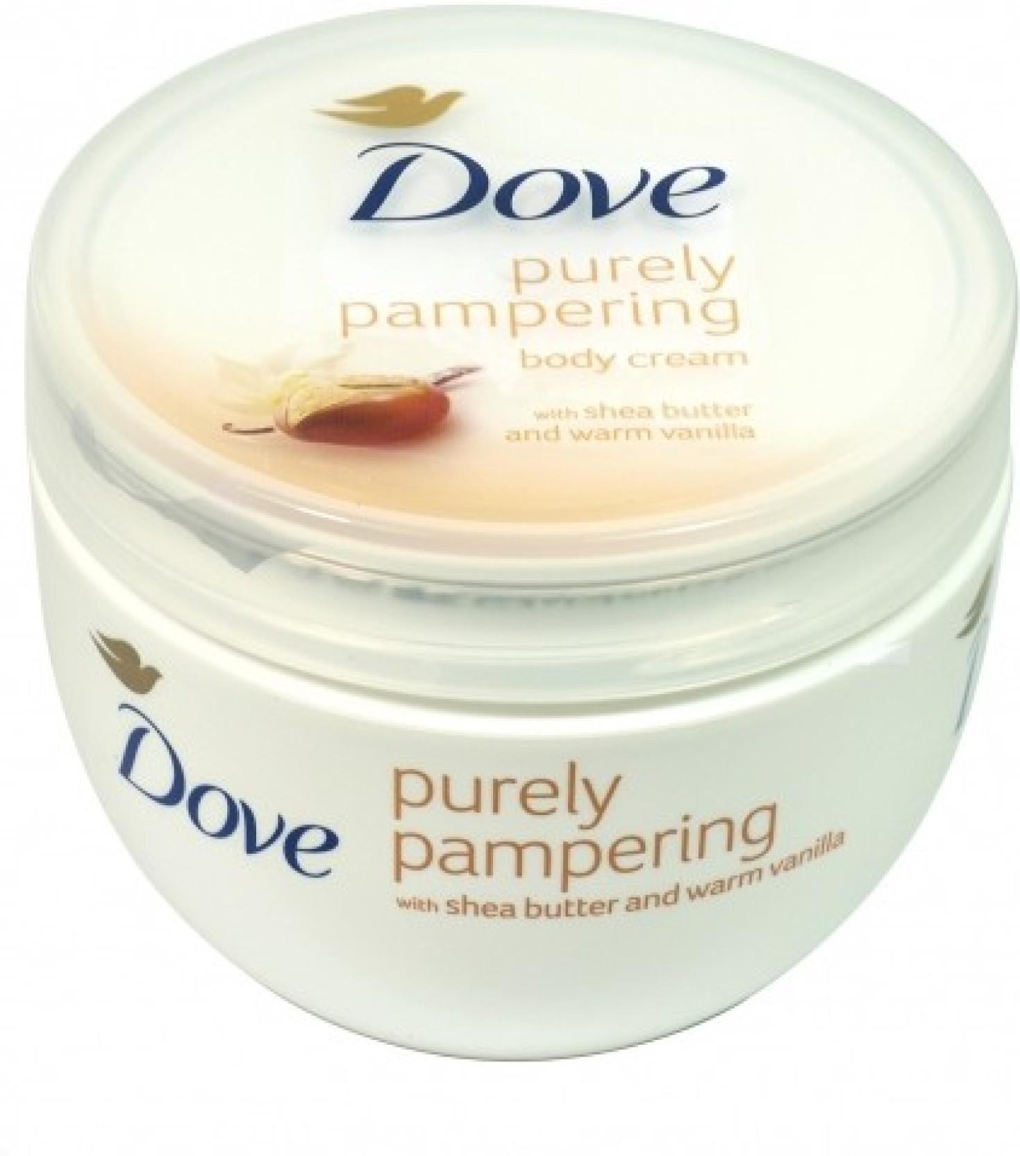 Dove Purely Pampering Body Cream