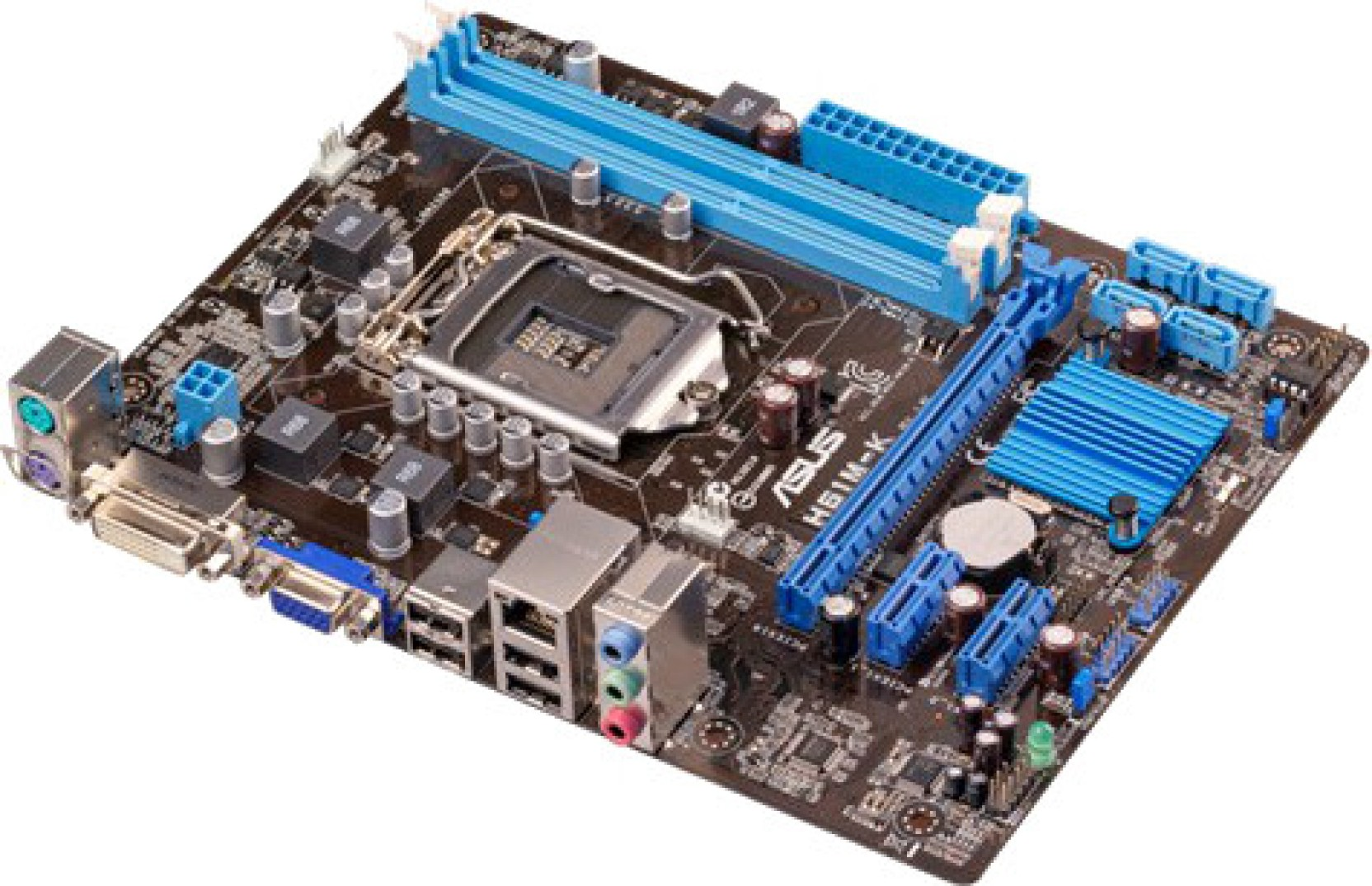 Asus H61M-K Motherboard