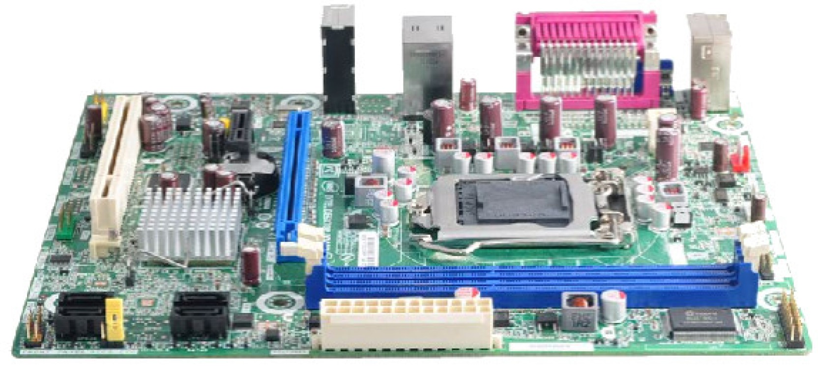 Intel Dh61ww With I5 2320 Processor Motherboard Electric Circuit Board Tshirt Share