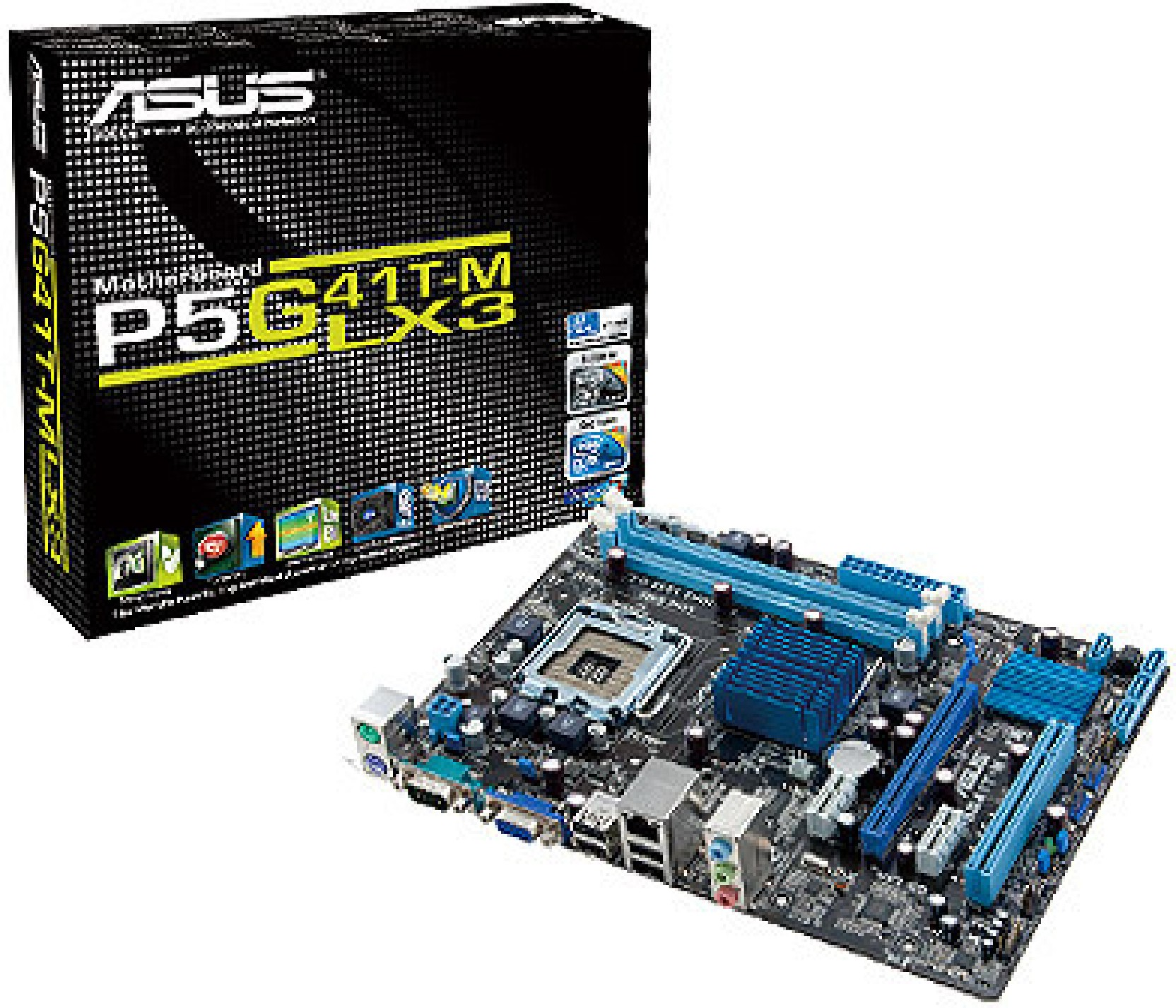 Asus P5g41t M Lx3 Motherboard Accessories Others Repair Parts X3 Circuit Board