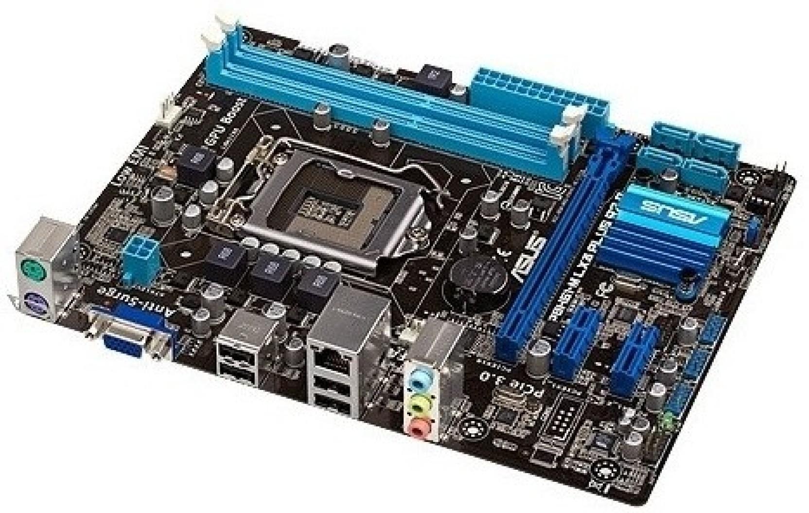 Asus P8h61-m Lx Motherboard