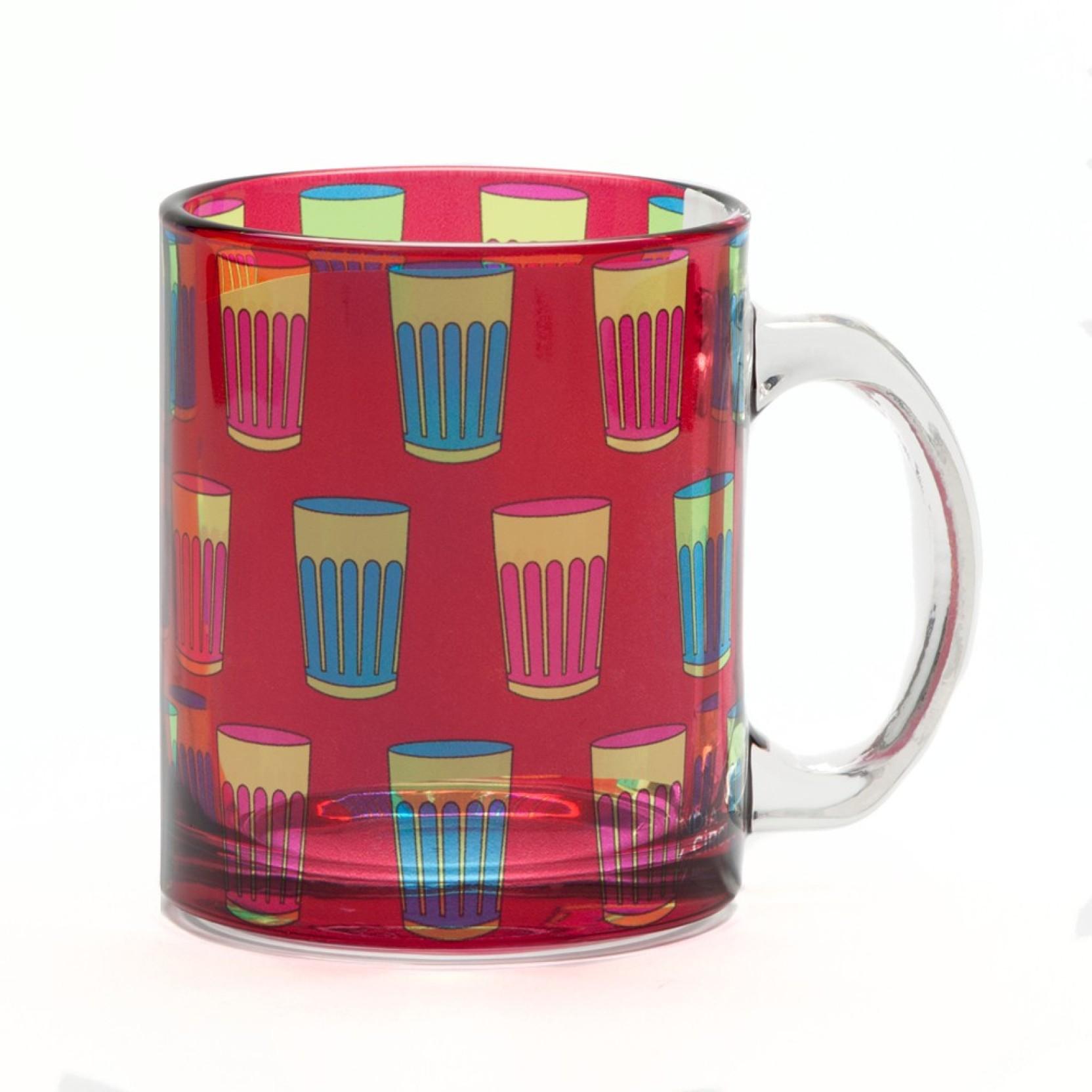 india circus cutting chai glass glass mug price in india buy india circus cutting chai glass. Black Bedroom Furniture Sets. Home Design Ideas