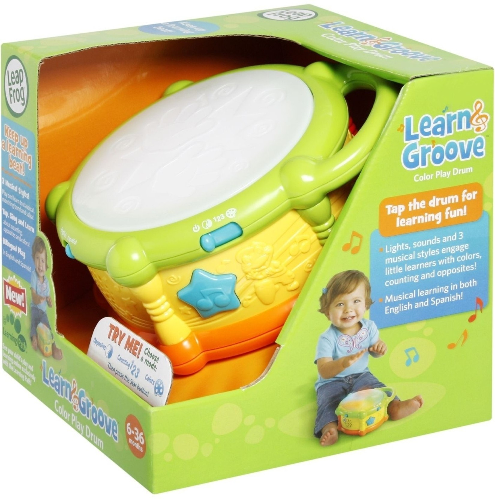 Leapfrog Learn And Groove Musical Table Review