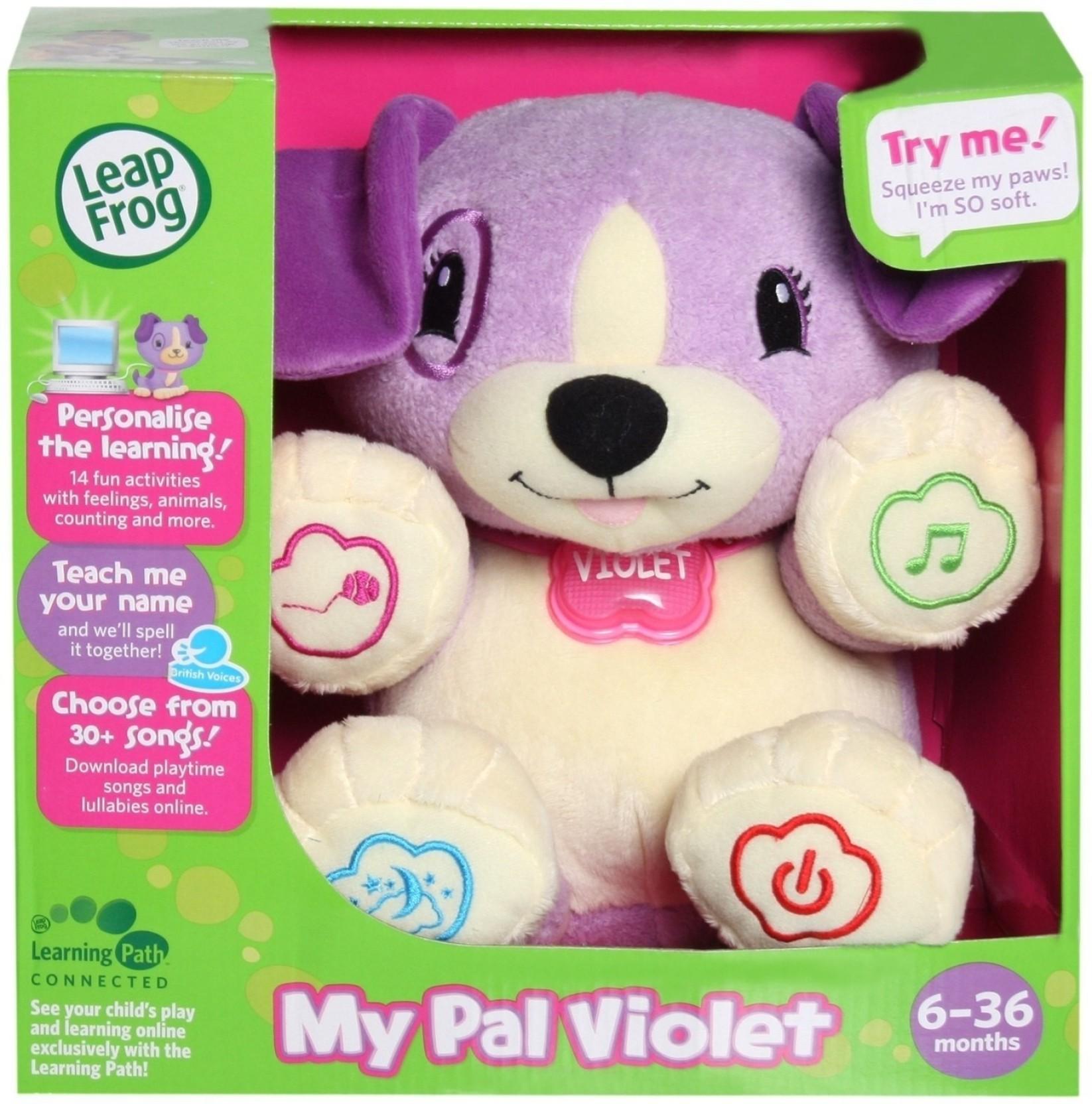 My Pal Violet Recall