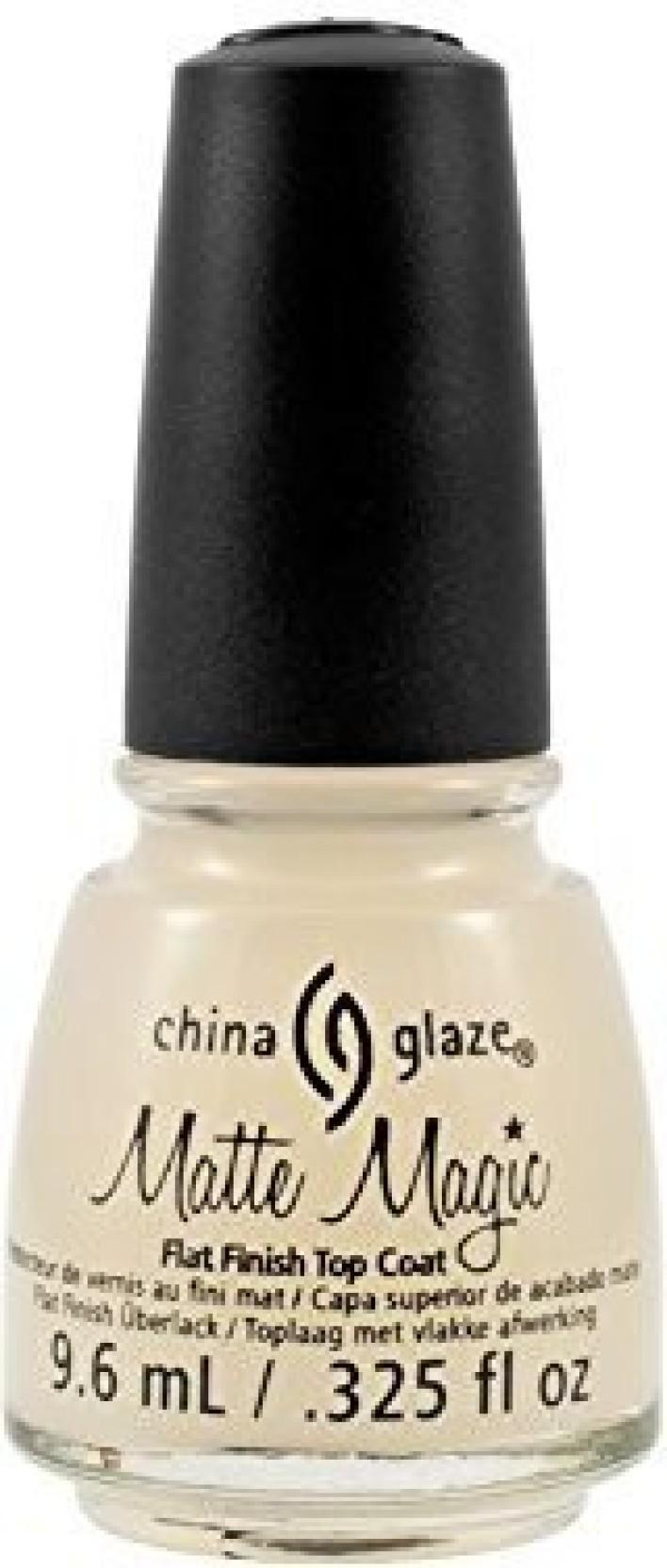 China Glaze Matte Magic Top Coat 81362 Dark - Price in India, Buy ...