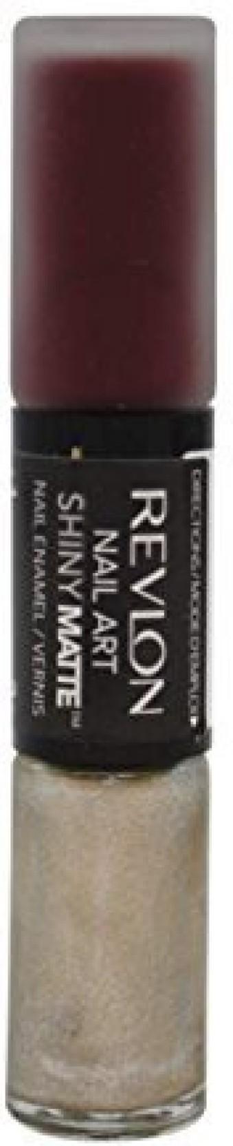 Revlon Nail Art Shiny Matte Tortoiseshell Price In India Buy