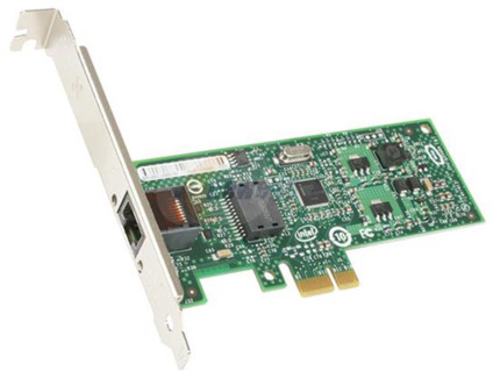 Intel Expi9301ct Pci Express Lan Card Network Interface Gigabit Tg 3468 Share