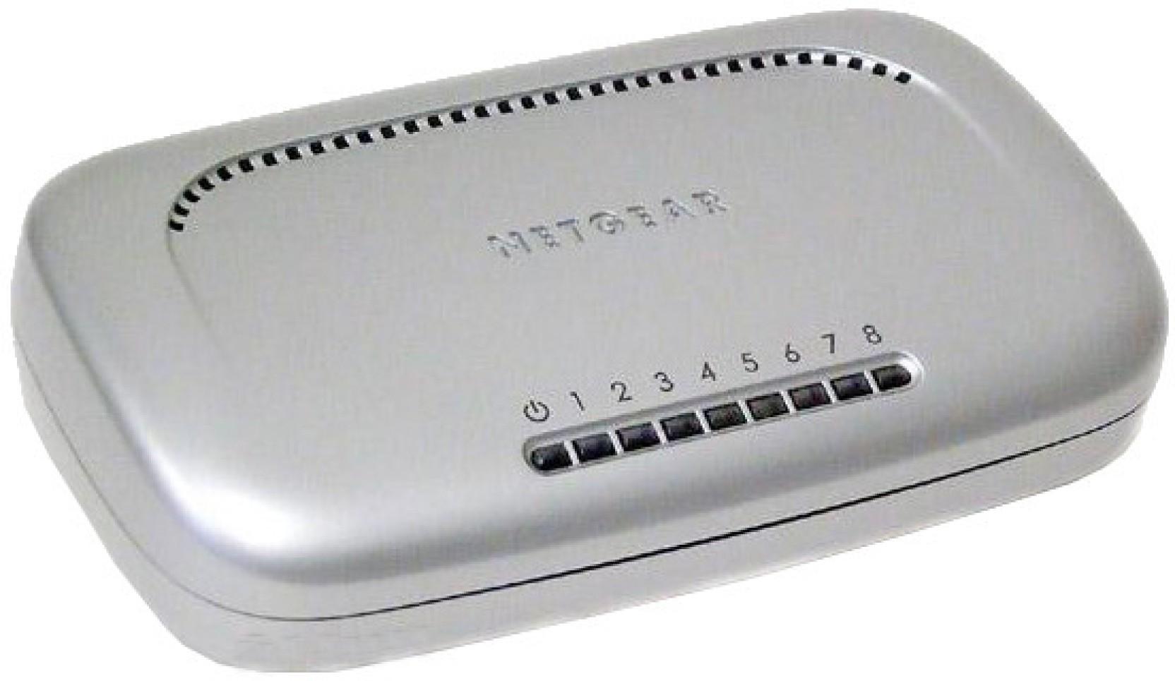 Netgear Fs608 Network Switch Castello Keyboard Mouse Usb Share