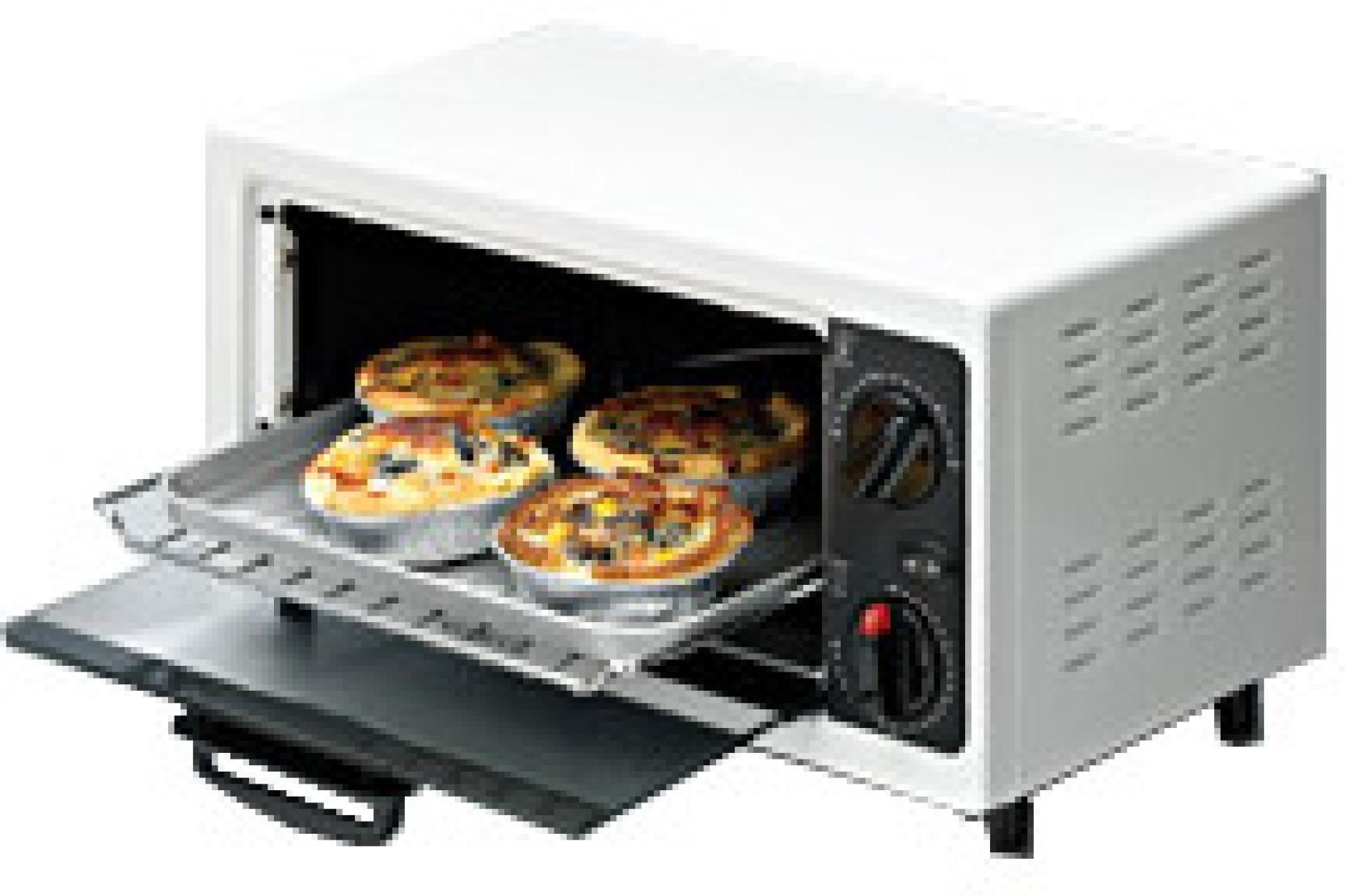 Toaster Oven Auto Shut Off Shop De Longhi 6 Slice Silver