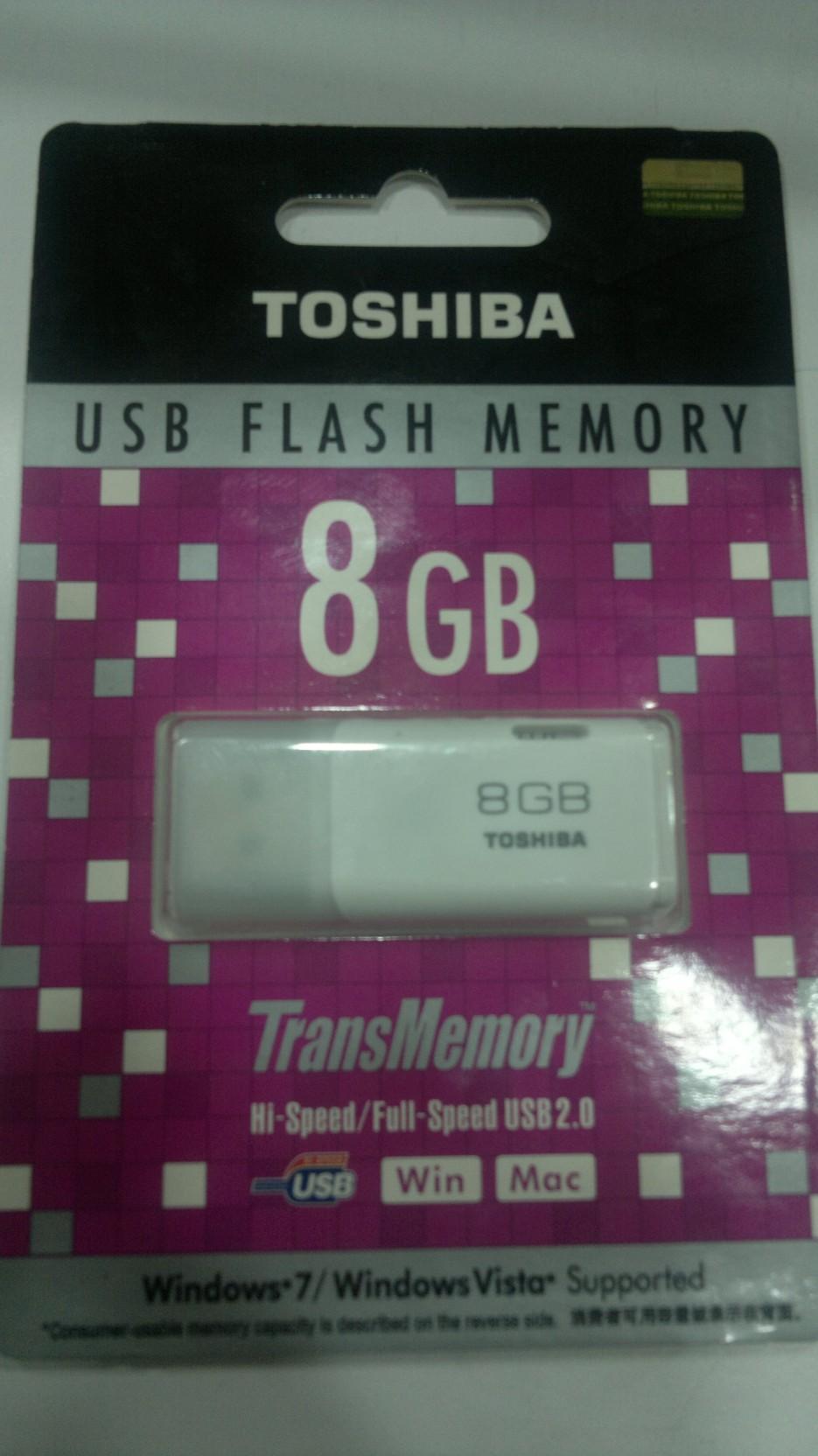 Toshiba Hayabusa White 8 Gb Pen Drive Usb Flash Disk 16gb Transmemory Original Compare