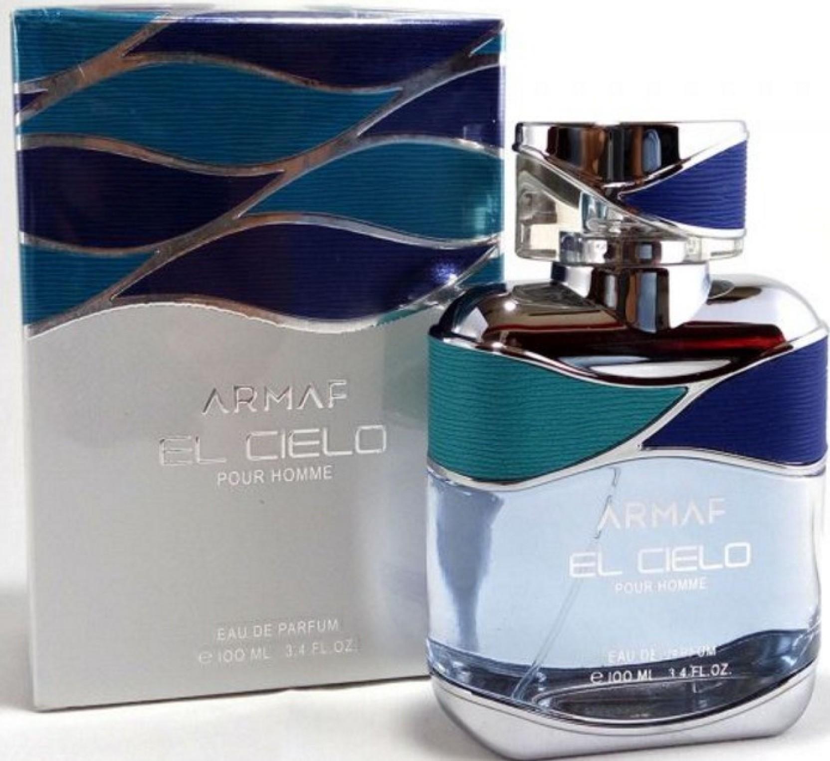 Buy Armaf El Cielo Eau De Parfum 100 Ml Online In India Original Adidas Get Ready Add To Cart