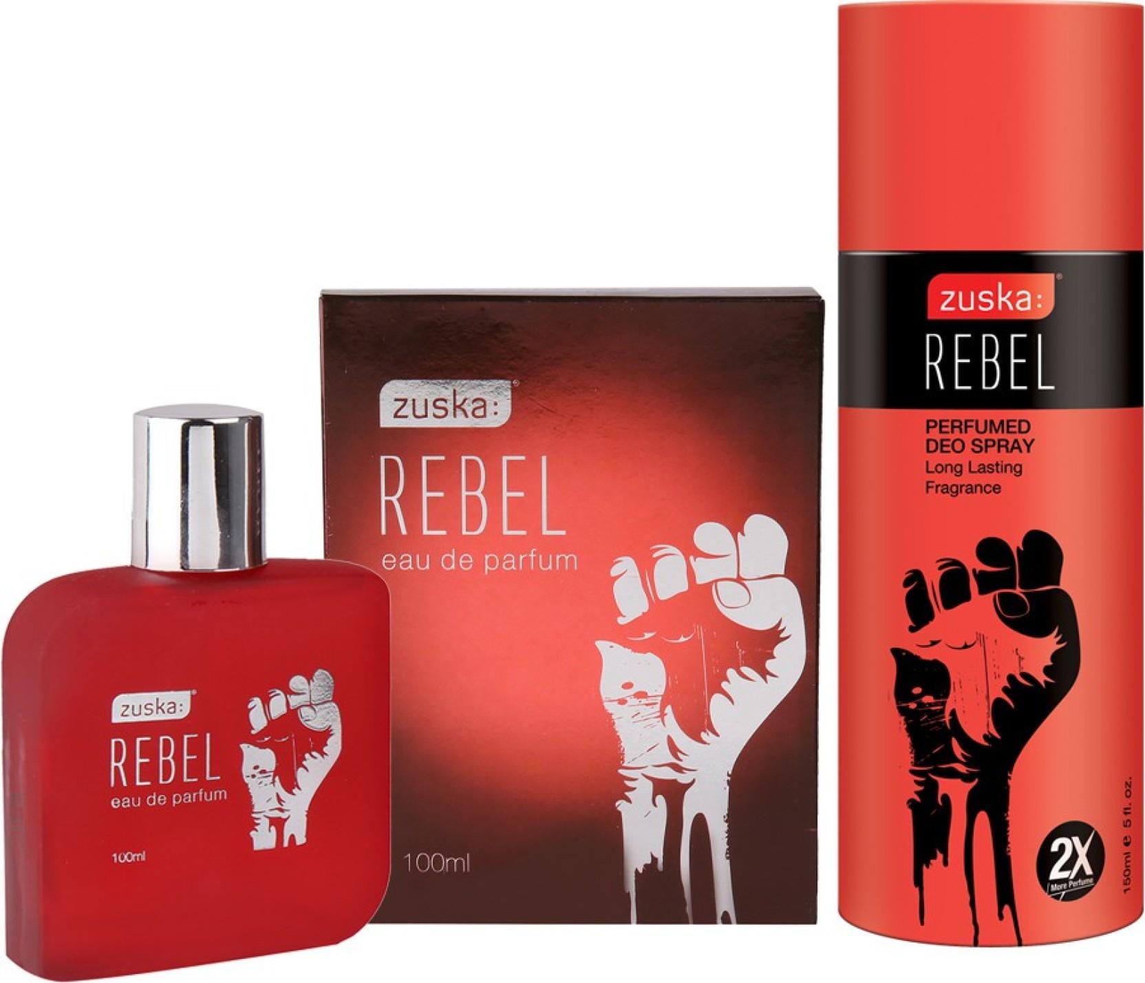 Buy Zuska Rebel Pack Perfume Deo Eau De Parfum 250 Original Adidas Get Ready Add To Cart
