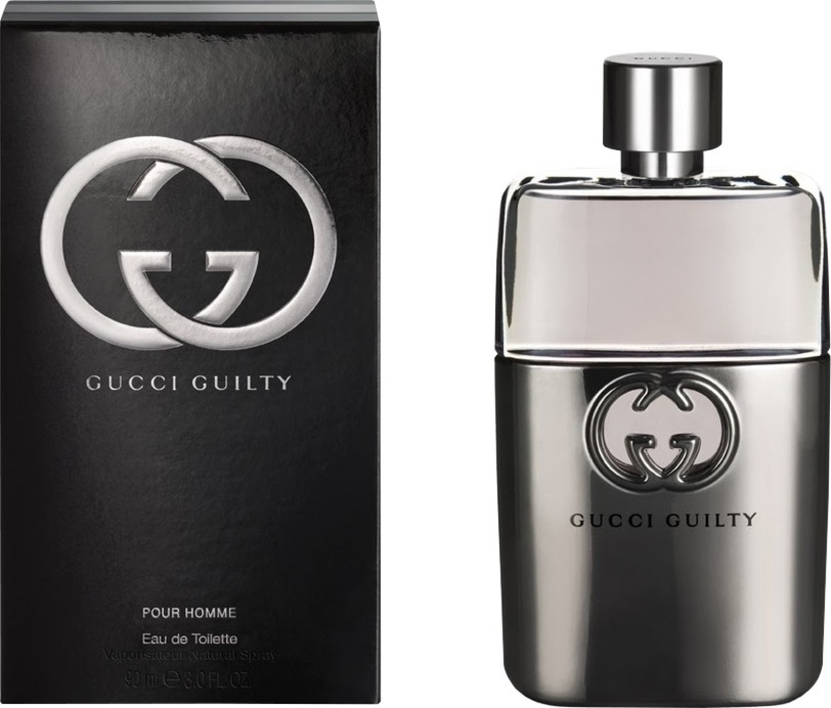 f26f7380722 Buy GUCCI Guilty Pour Homme EDT - 90 ml Online In India