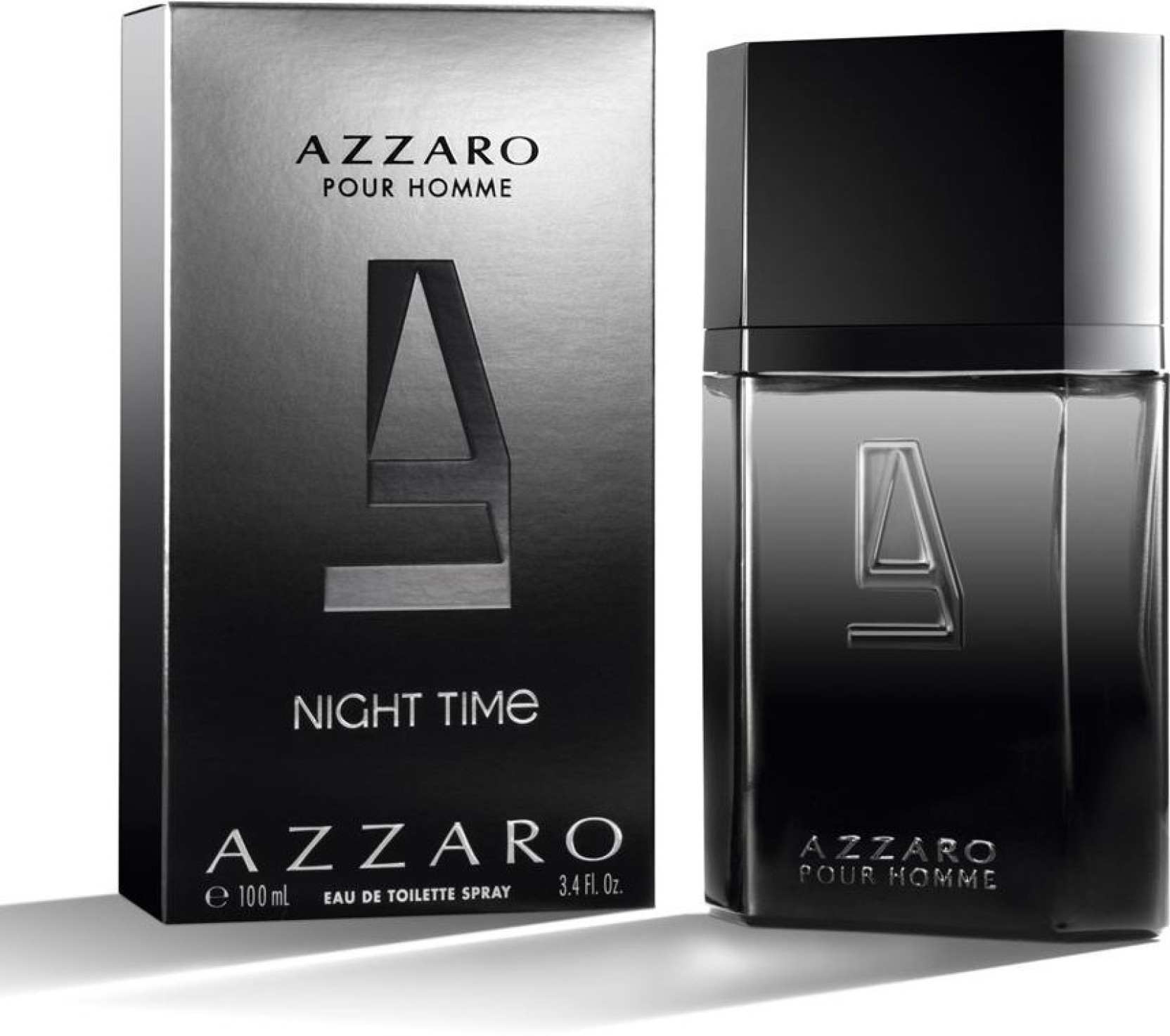 c78c3f7118f Buy Azzaro Pour Homme Night Time EDT - 100 ml Online In India ...