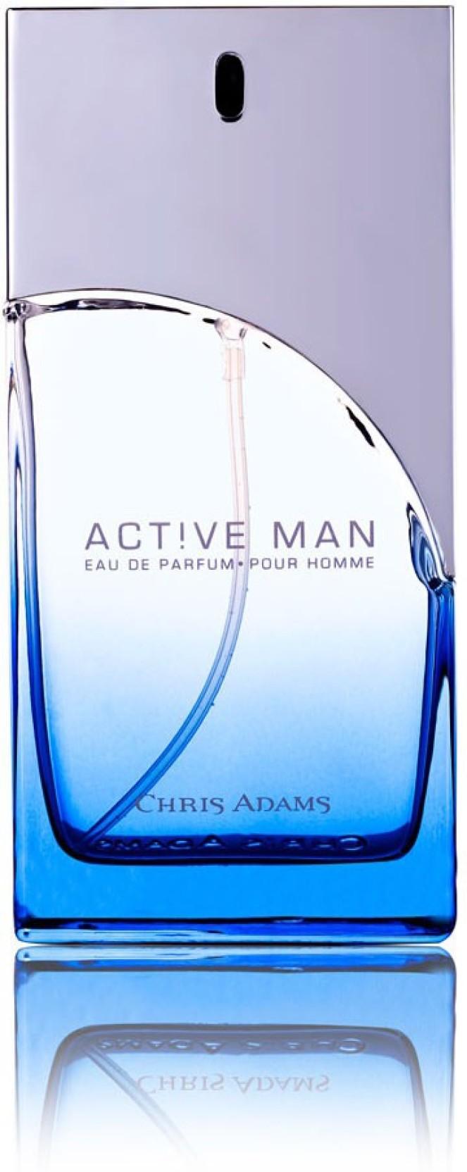 39fe5ccf71 Buy Chris Adams Active man Eau de Parfum - 100 ml Online In India ...