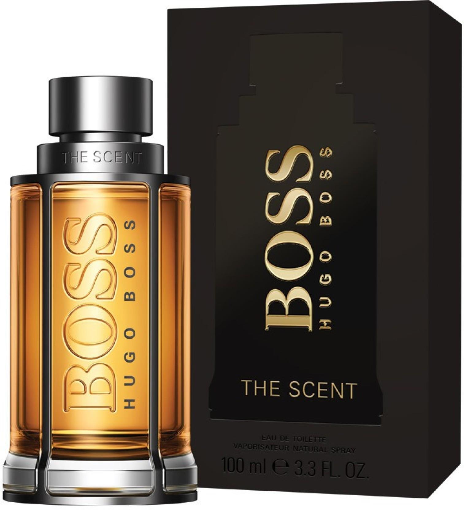 Buy Hugo Boss The Scent Eau De Toilette 100 Ml Online In India Dunhill Desire Silver M Edt Home