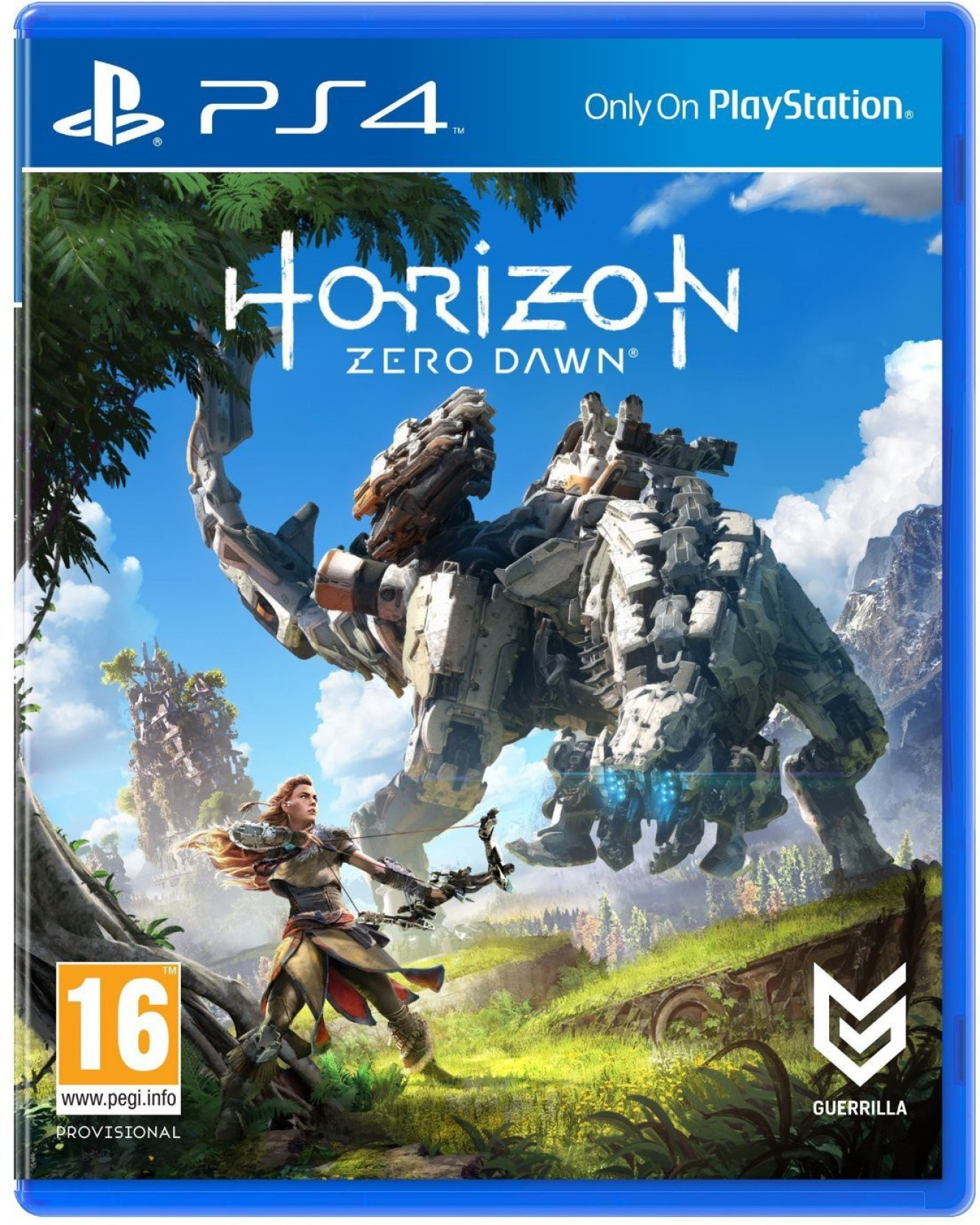 Buy Horizon Zero Dawn For Ps4 Video Game Online At Low Price Sony Playstation 4 Collector Edition Add To Cart