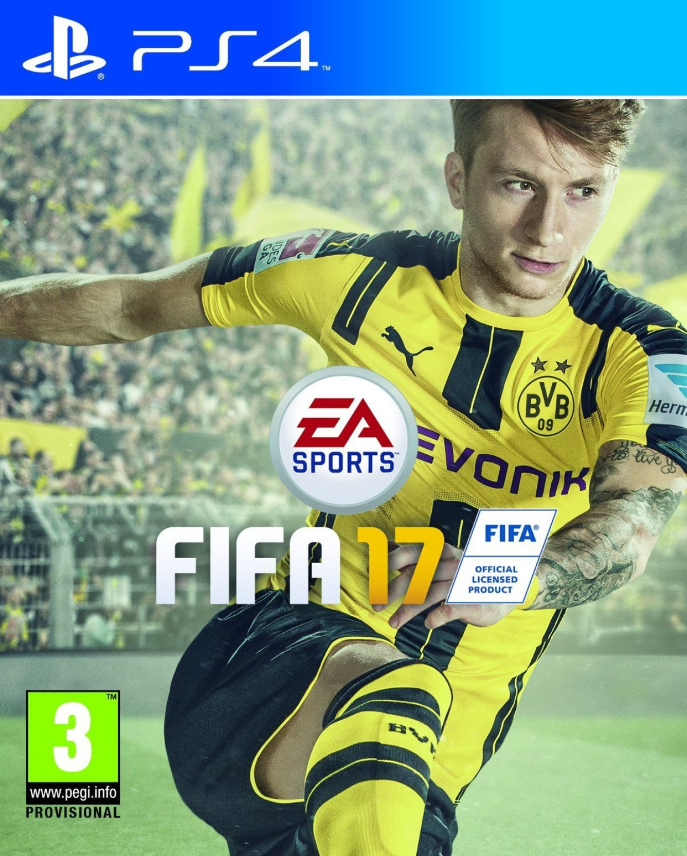 Fifa 17 Price In India Buy For Ps3 Ps4 Xbox 360 One Sony 500gb Dvd 2015 Add To Cart