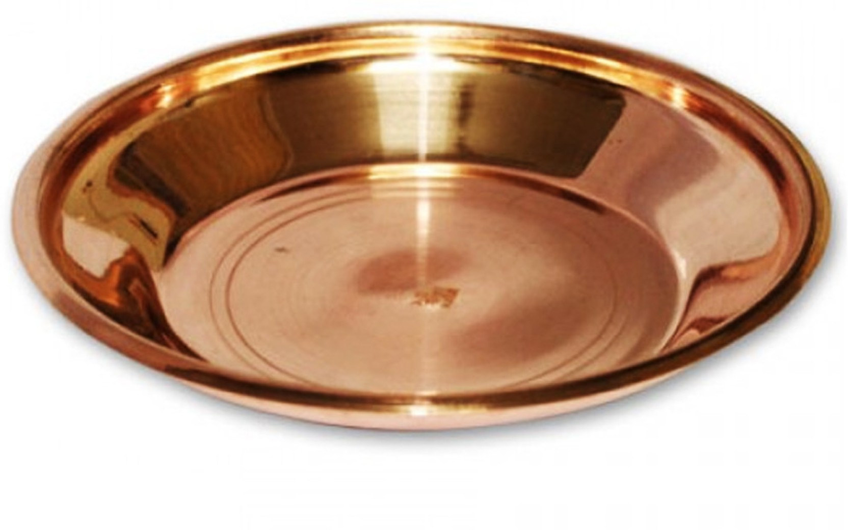 Home Decor Items In India Vedic Vaani Puja Plate Copper Pooja Amp Thali Set Price In