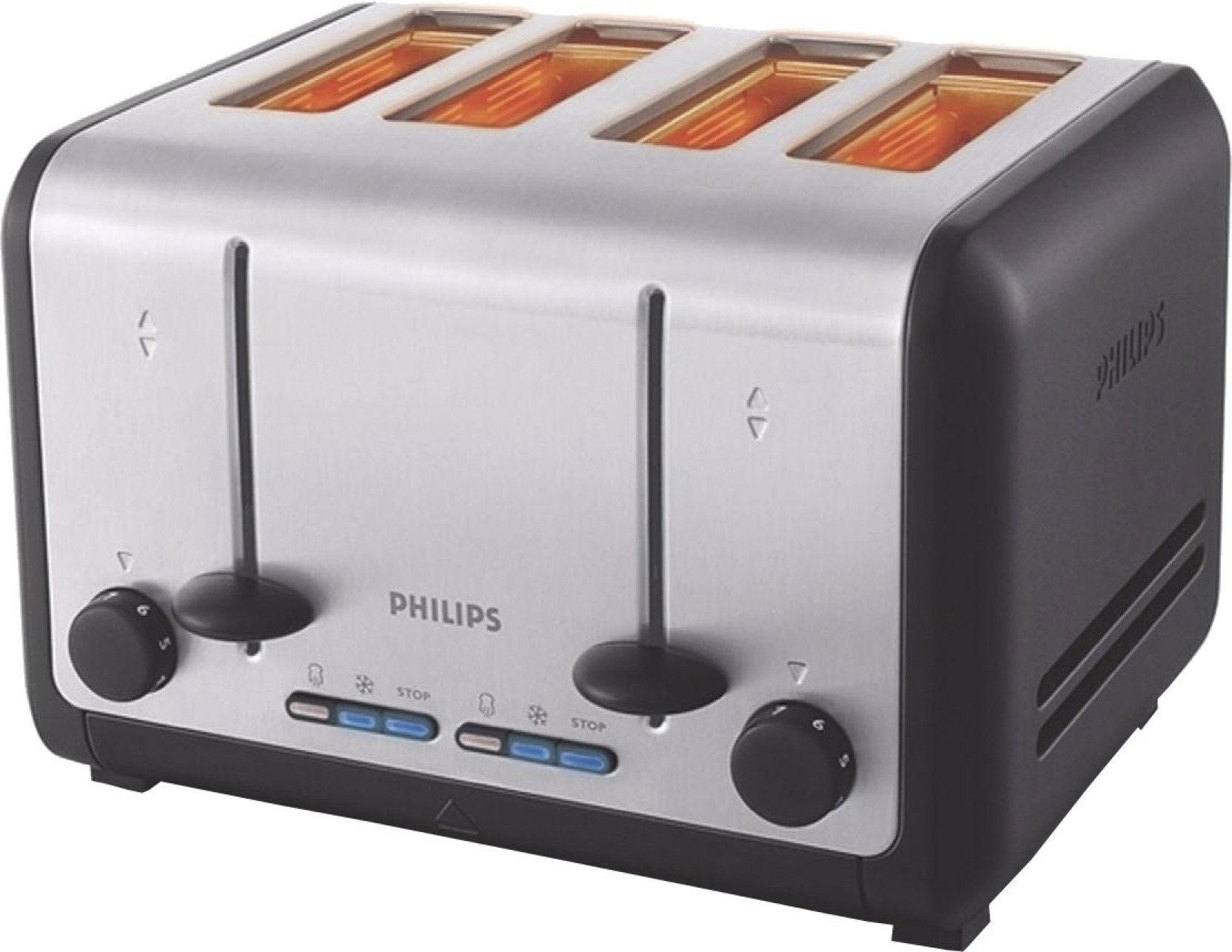 Original Pop Up Toaster ~ Philips hd w pop up toaster price in india