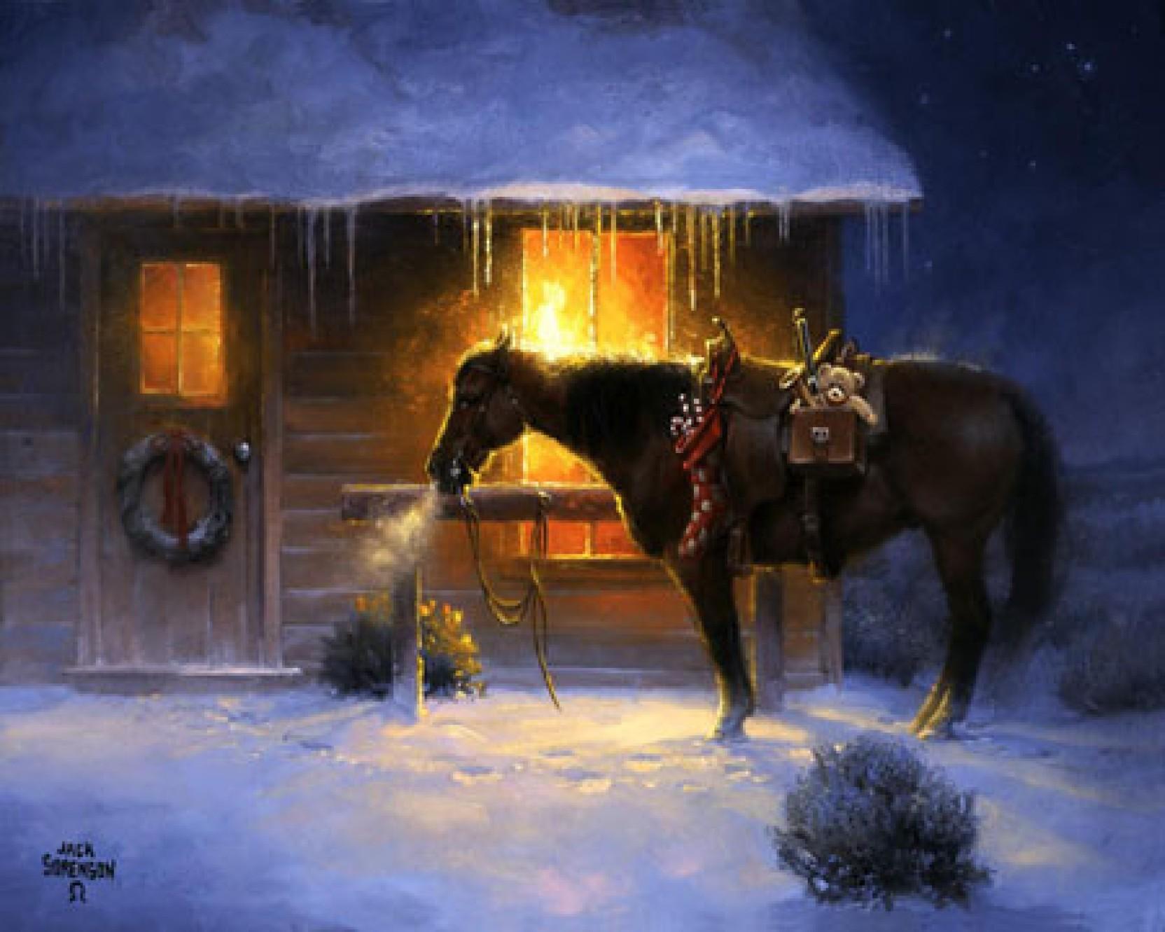 Jack Sorenson Christmas Cards