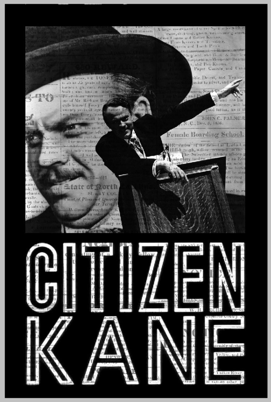 Citizen kane essays