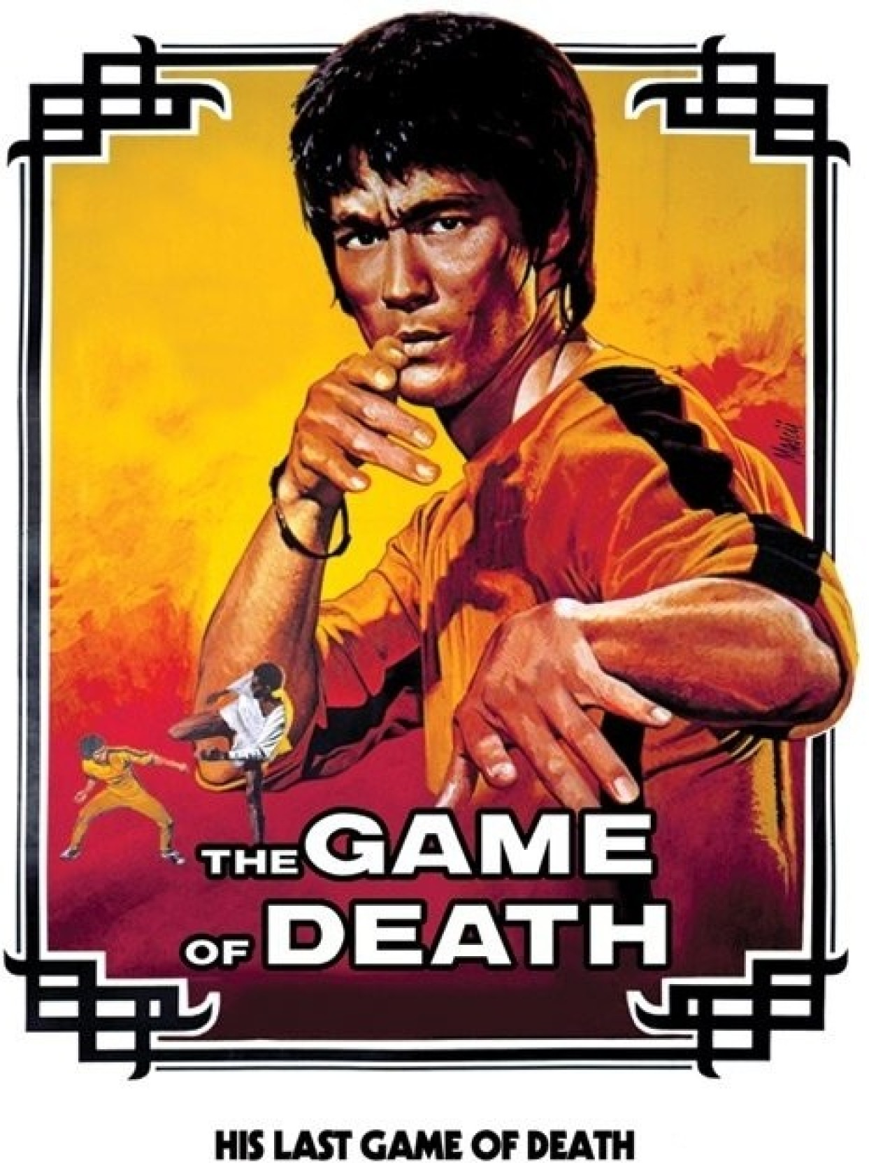 Bruce Lee Paper Print Movies Posters In India Buy Art