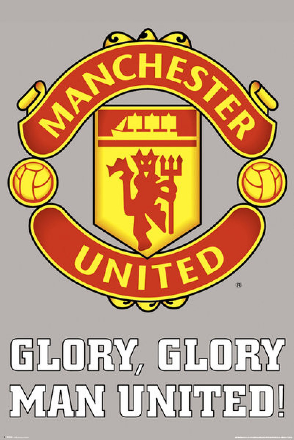 Fine Manchester United Wall Art Ensign - Wall Art Collections ...