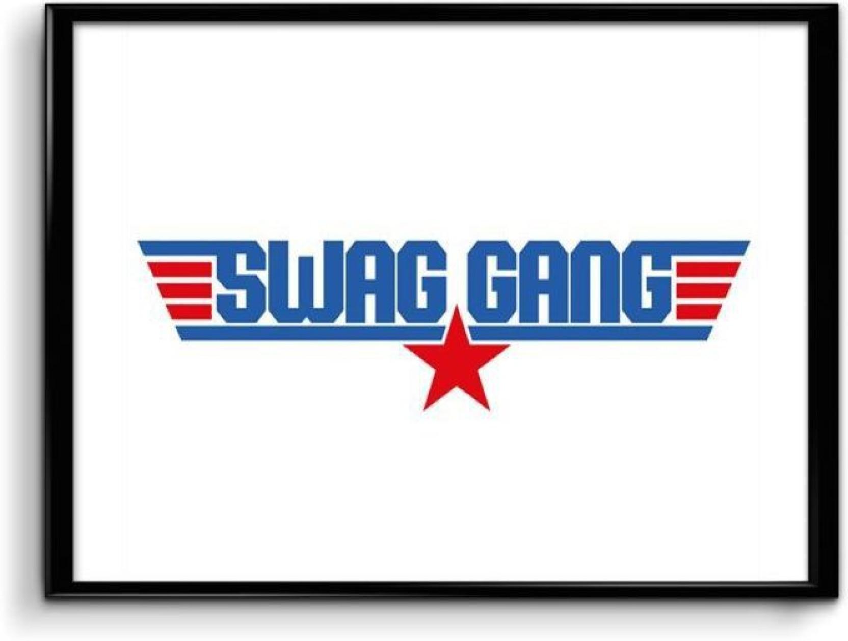 Swag Gang Paper Print Music Minimal Art Posters In India Buy Printed Circuit Board Manufactureronline Quoteprinted Share