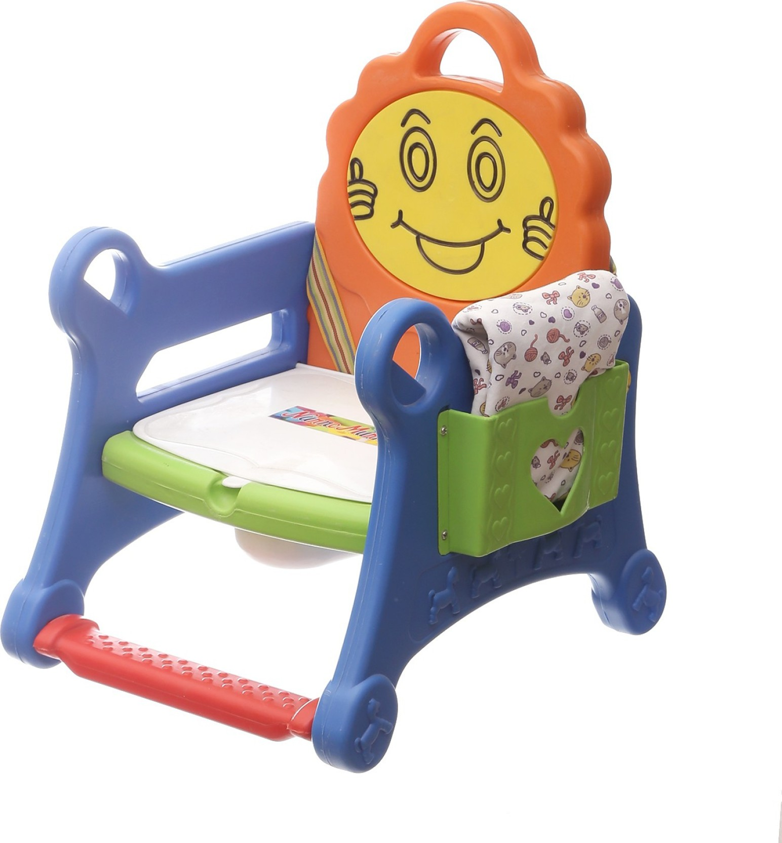 NHR NHR Baby folding Chair Potty Seat Potty Seat Plastic Potty