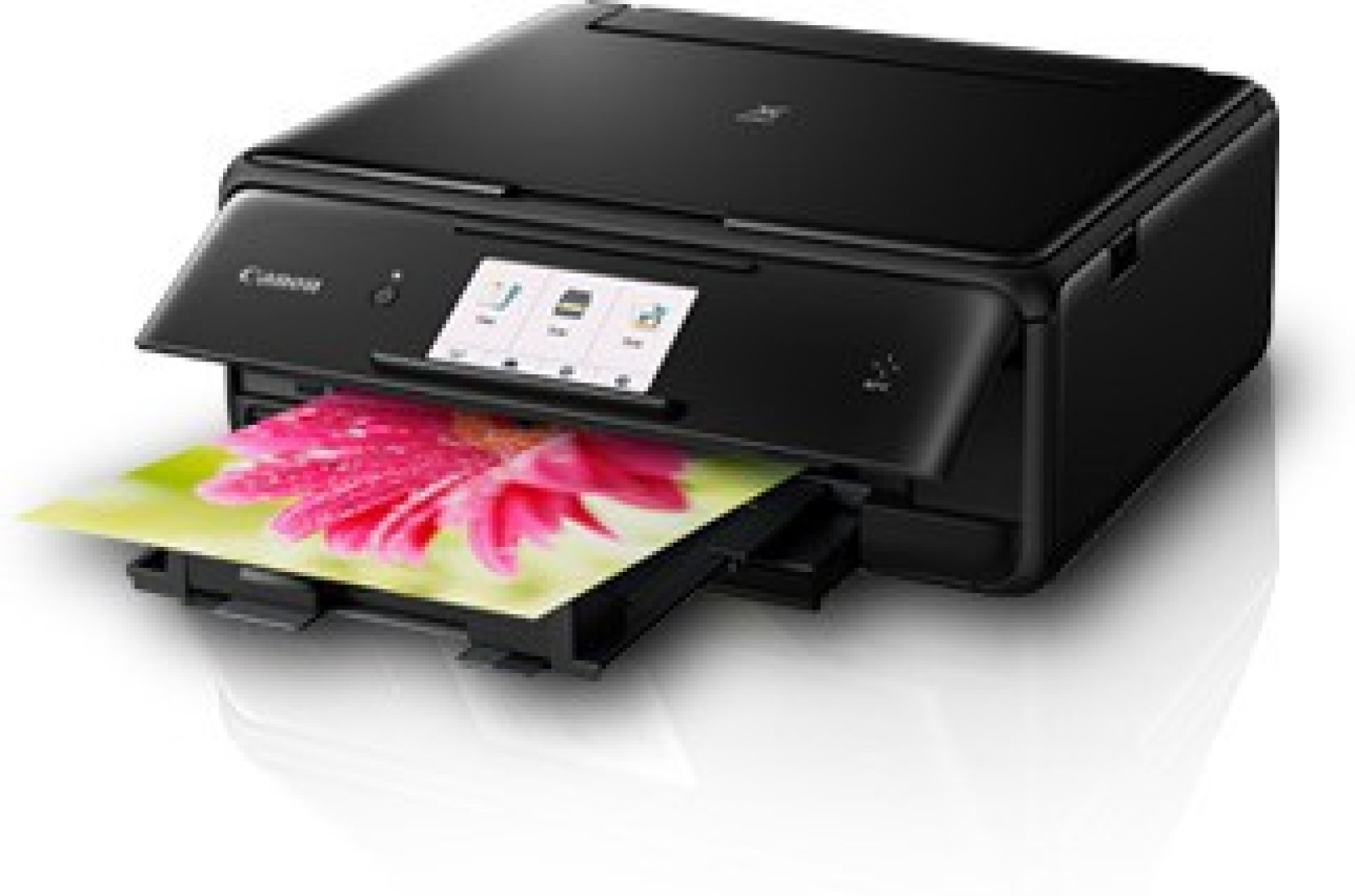 Canon Pixma Ts8070 Multi Function Wireless Printer Print Head G1000 G2000 G3000 Color Original Home