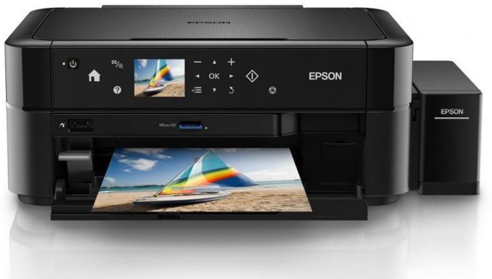 Epson L850 Photo All In One Ink Tank Printer Multi Function Main Board L805 Wifi Compare