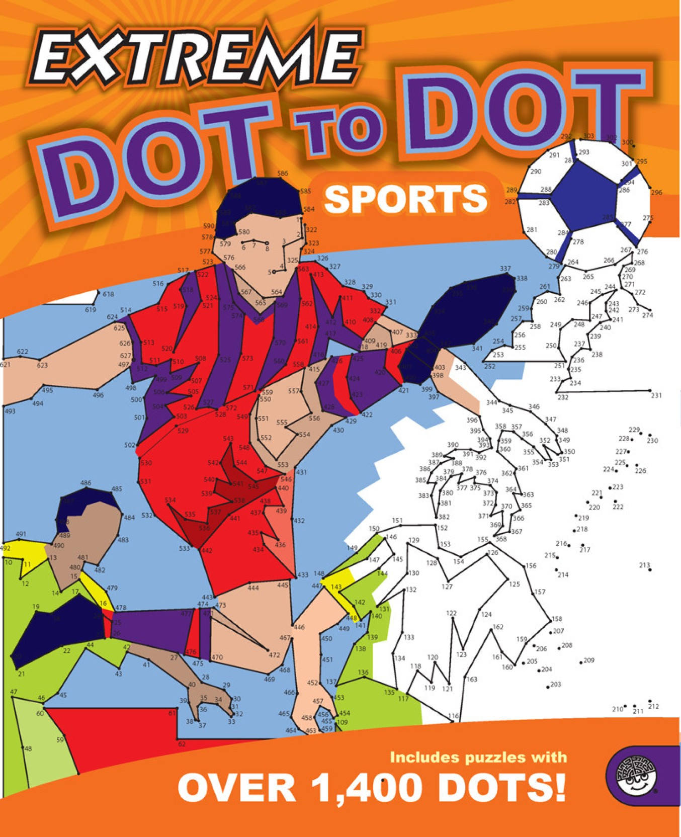 ab4e35bcf251b Mindware Extreme Dot To Dot : Sports - Extreme Dot To Dot : Sports ...