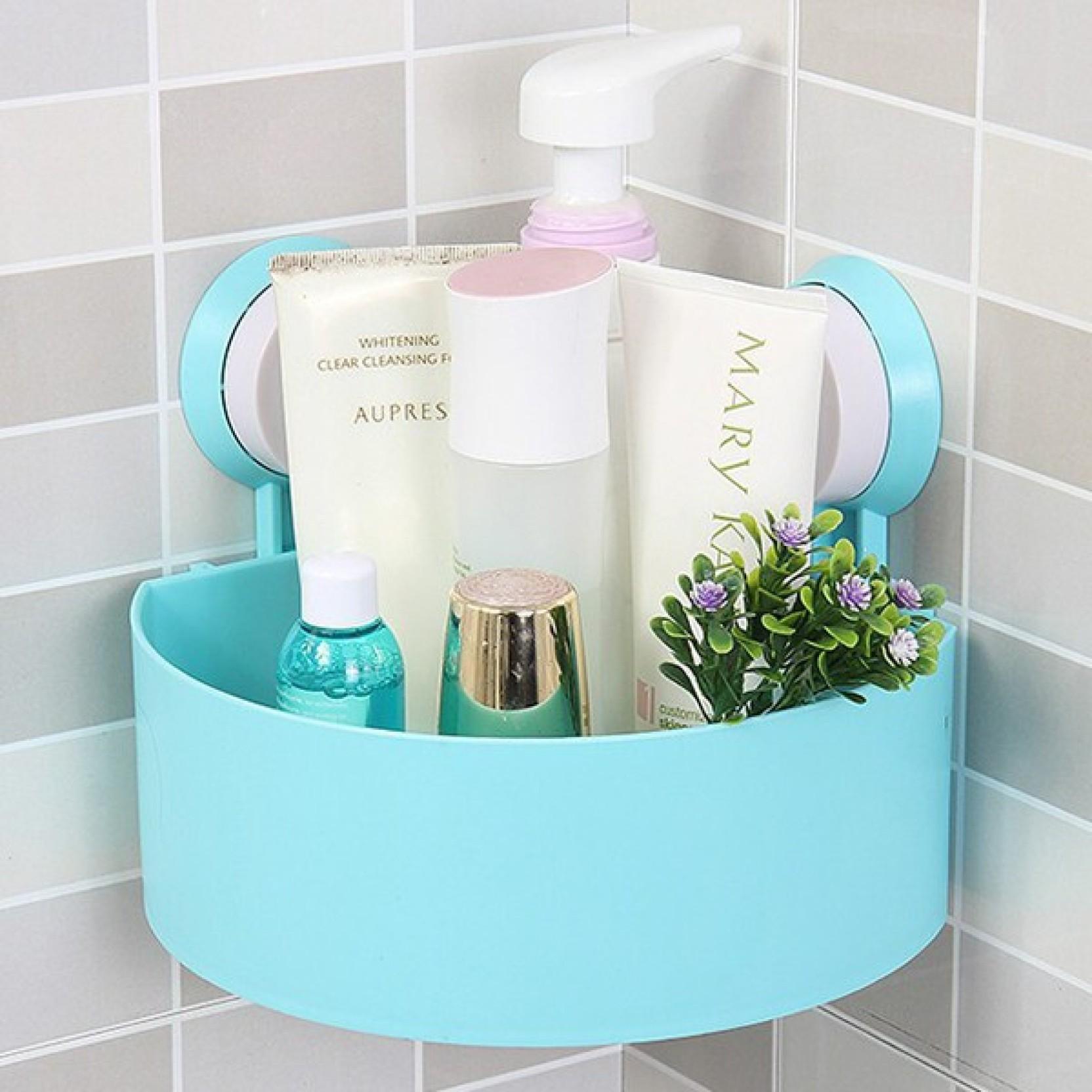 Inventure Retail New Plastic Interdesign Bathroom Kitchen Storage ...