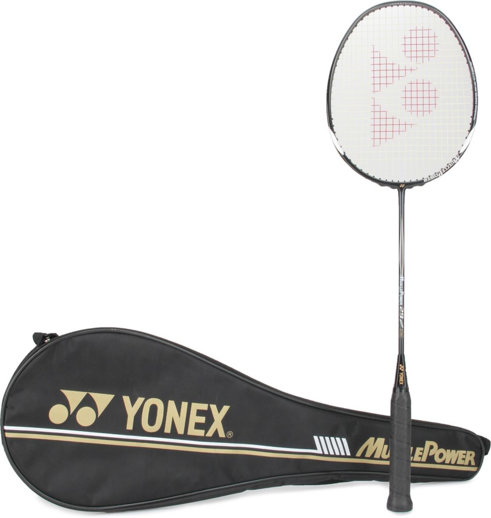 Yonex Muscle Power 29 Light G4 Strung Badminton Racquet ...