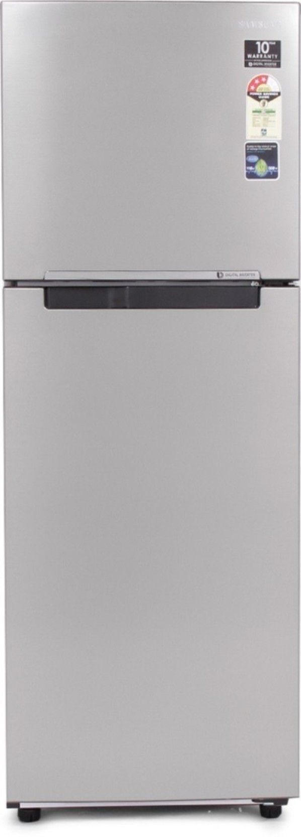 98ddc5ea667 Samsung 251 L Frost Free Double Door 3 Star Refrigerator Online at ...