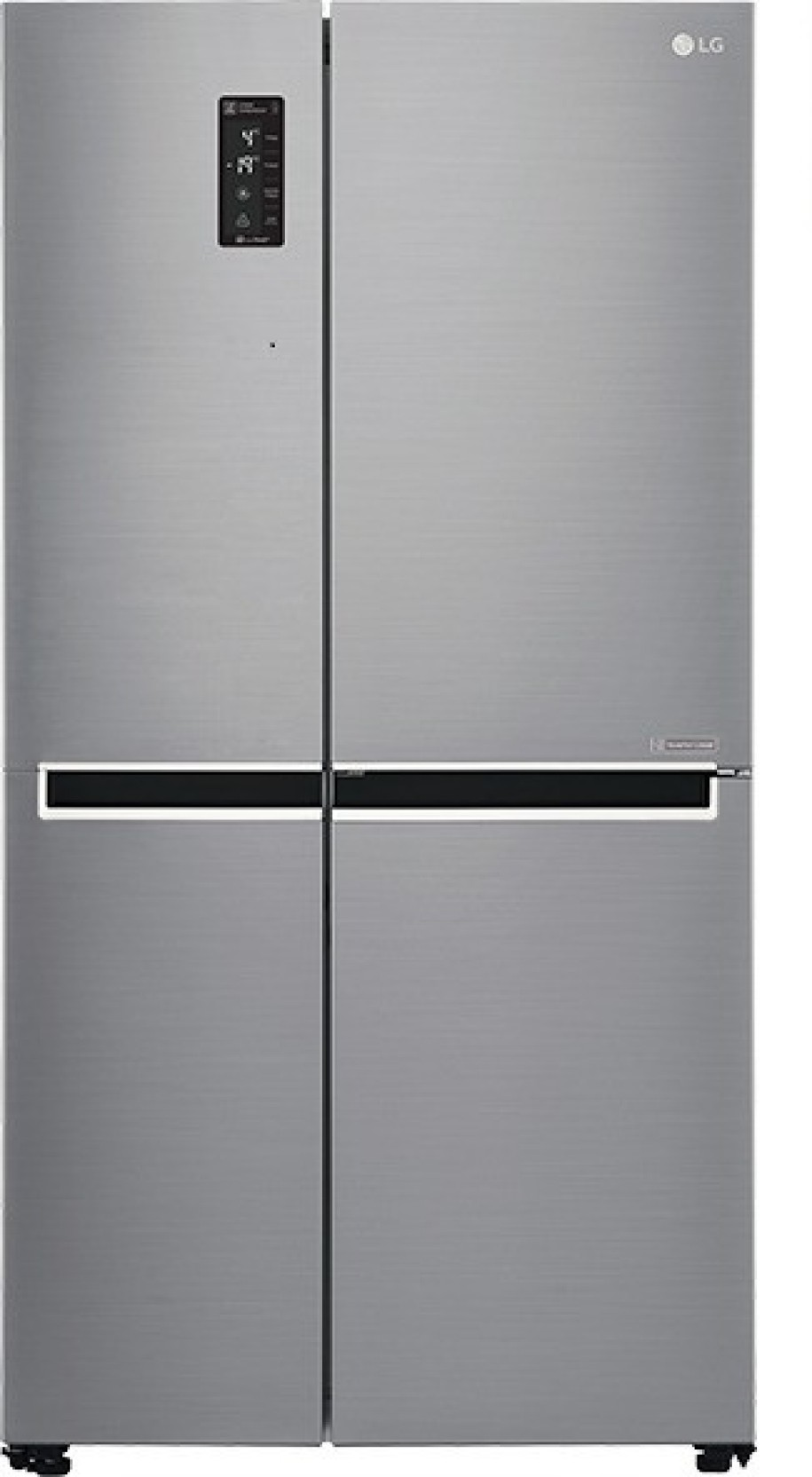 Lg 687 L Frost Free Side By Side Refrigerator Online At