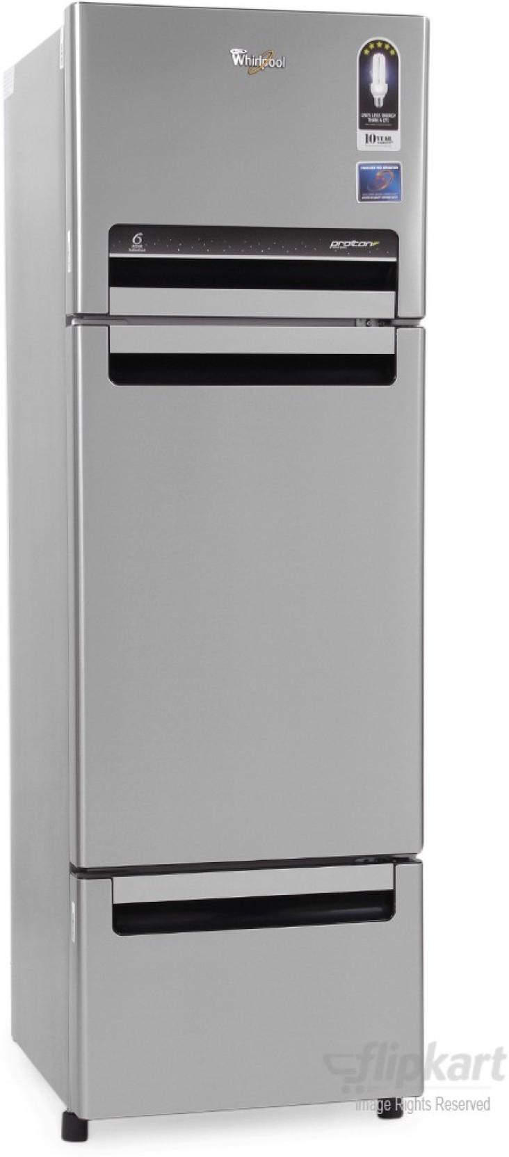 Whirlpool 330 L Frost Free Triple Door Refrigerator Online