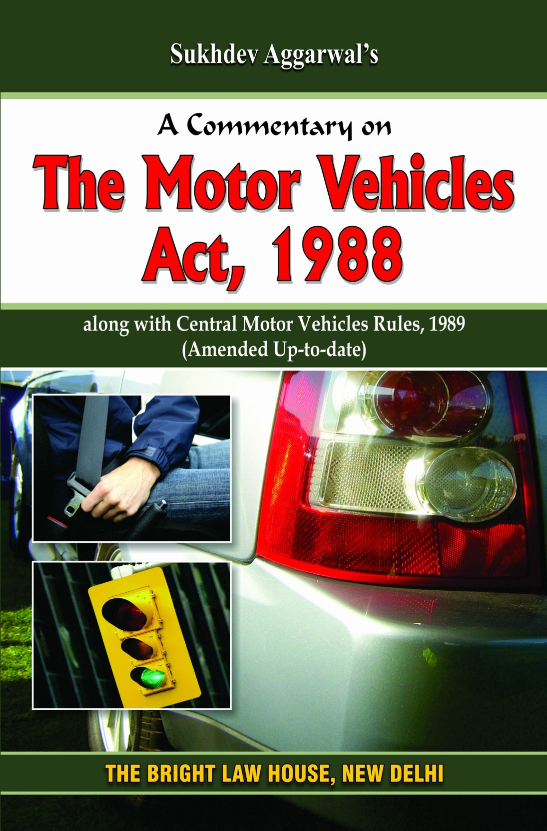 A Commentary On The Motor Vehicles Act 1988 Buy A Commentary On
