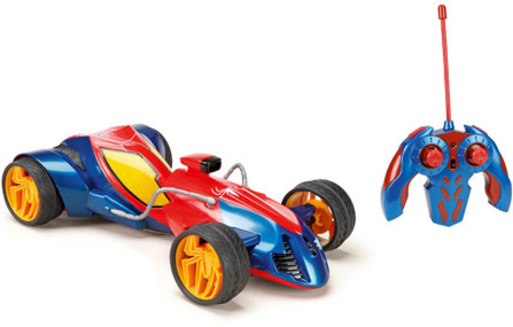 Disney Majorette Web Stunt Car Majorette Web Stunt Car