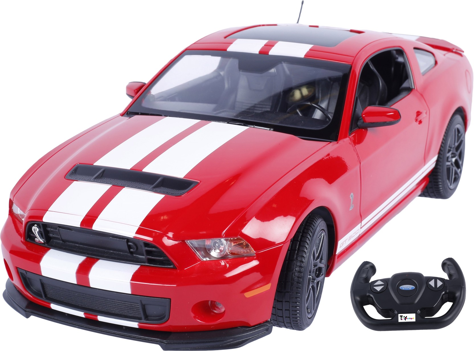 toy house radio remote control 1 14 ford mustang shelby. Black Bedroom Furniture Sets. Home Design Ideas