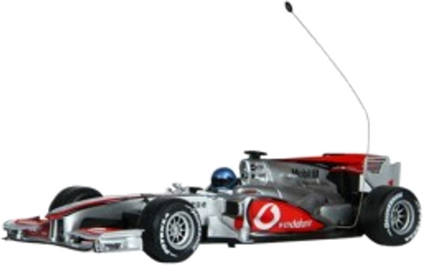 new-ray mclaren mercedes f1 2010 with large hand controller