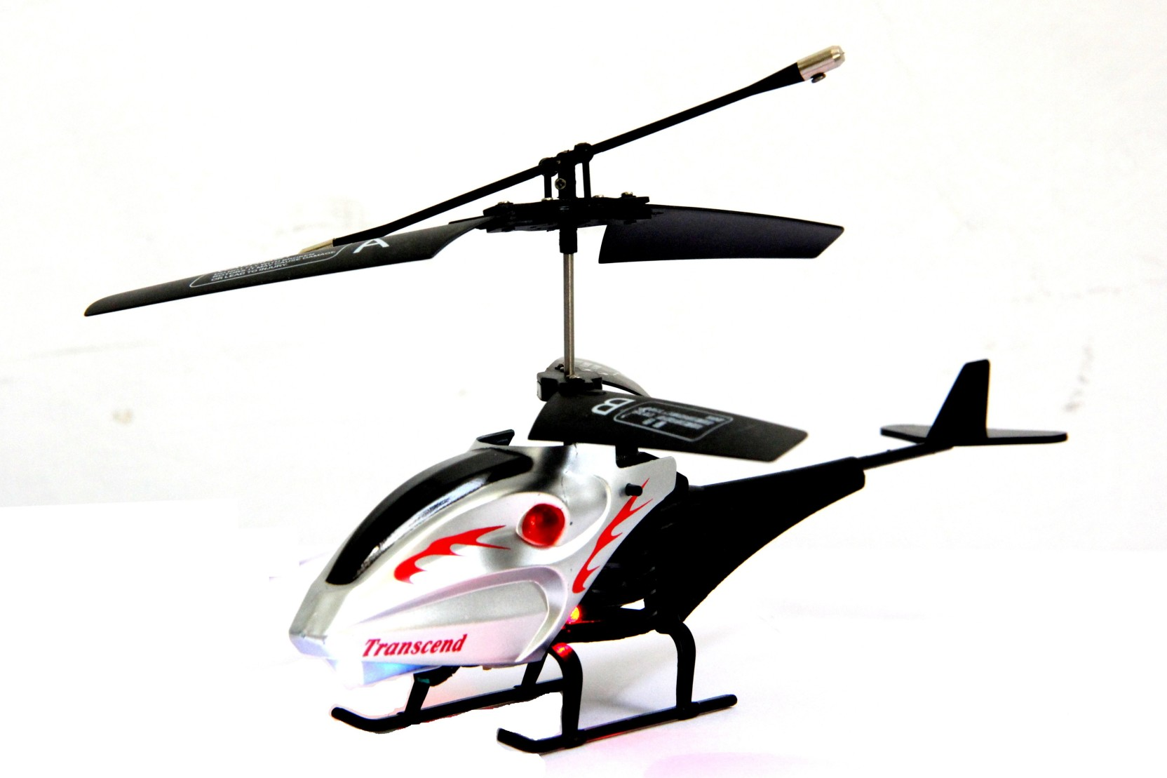 Volitation Xy 112 Siver 5 Channel Rc Helicopter Lionel Trains Supero Remote Control Switches No Home
