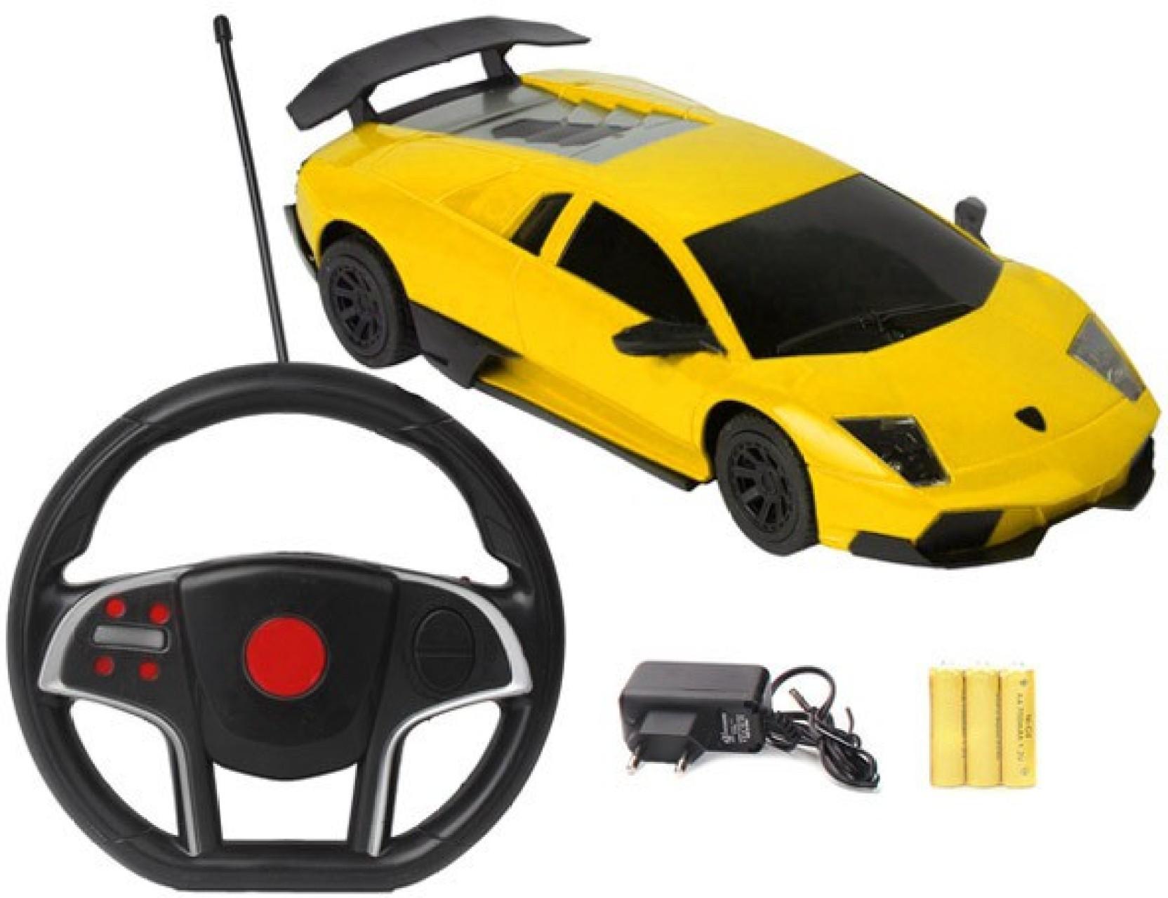 Ar Enterprises Lamborghini Remote Control Rechargeable Toy Car With Gravity Sensing Multi Add To Cart