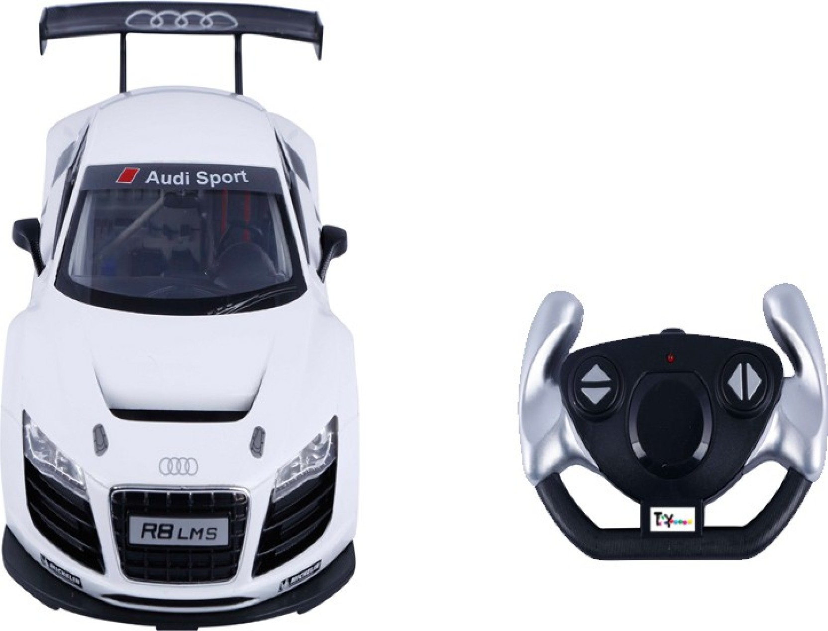 Toyhouse Radio Remote Control 114 Audi R8 Lms Rc Scale Model Car Lionel Trains Supero Switches No 112 On Offer