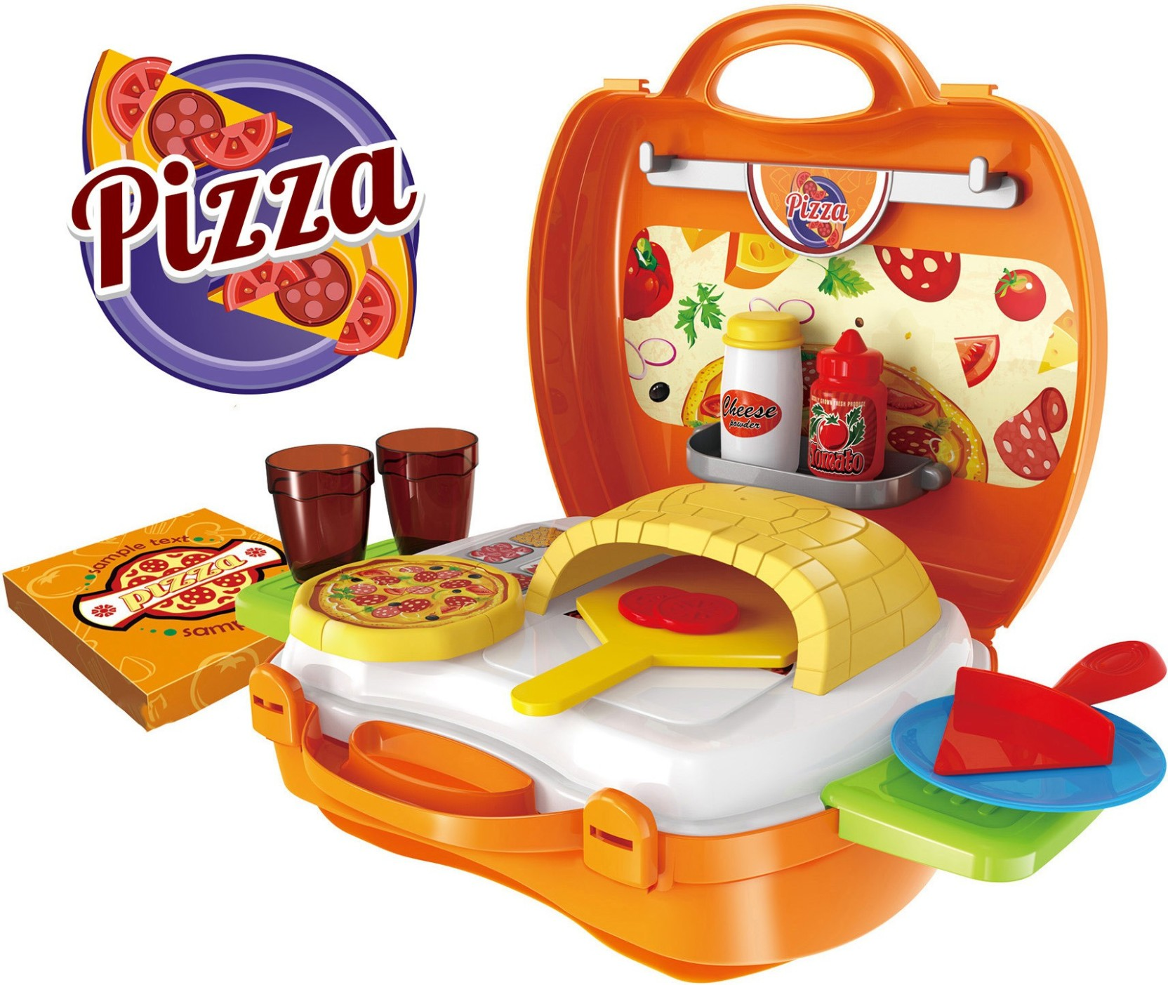 Saffire Pizza Suitcase Set Pizza Suitcase Set Buy Pizza Set