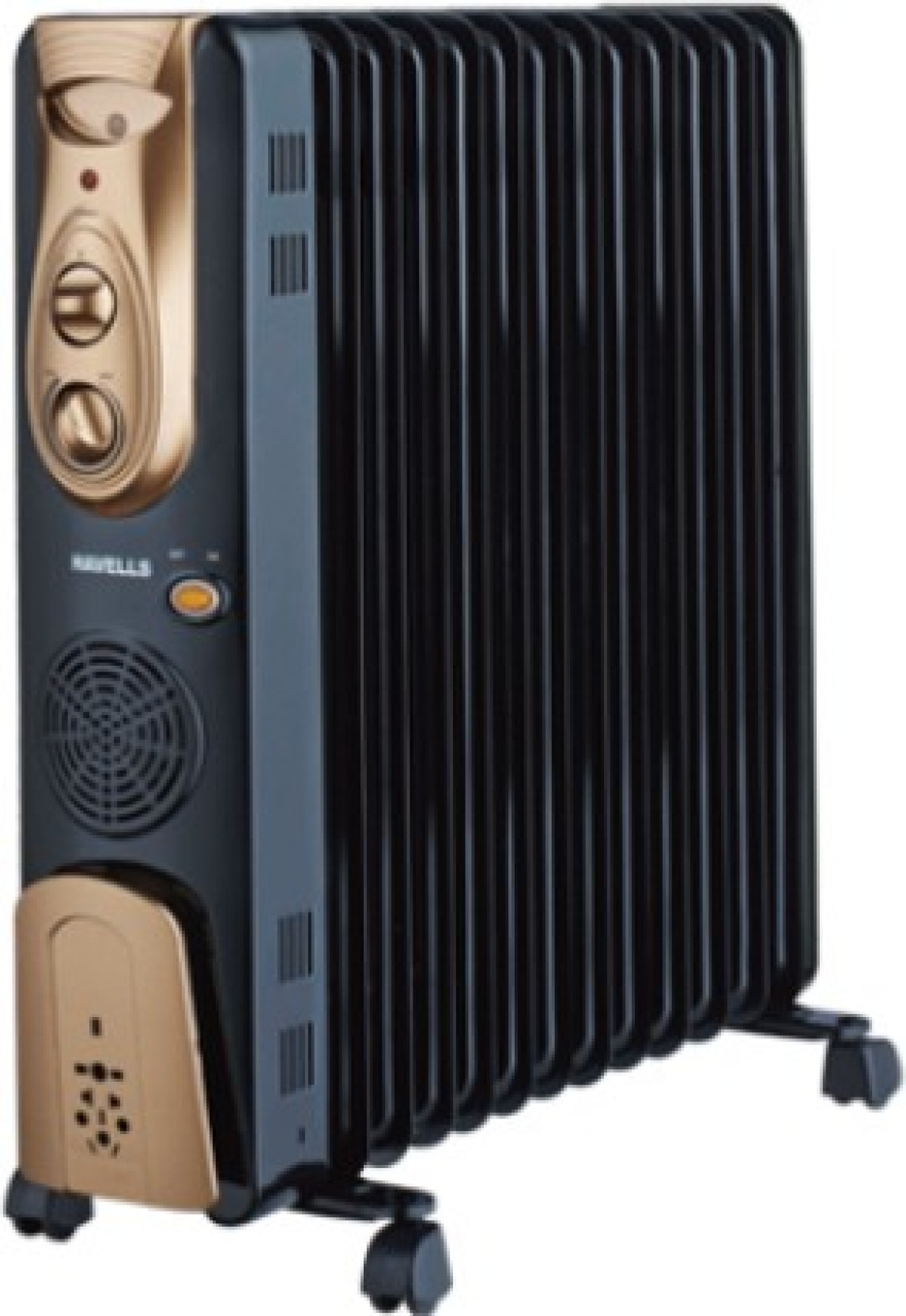 Havells Ofr 13 Fin With Ptc Fan Heater 2900w Oil Filled