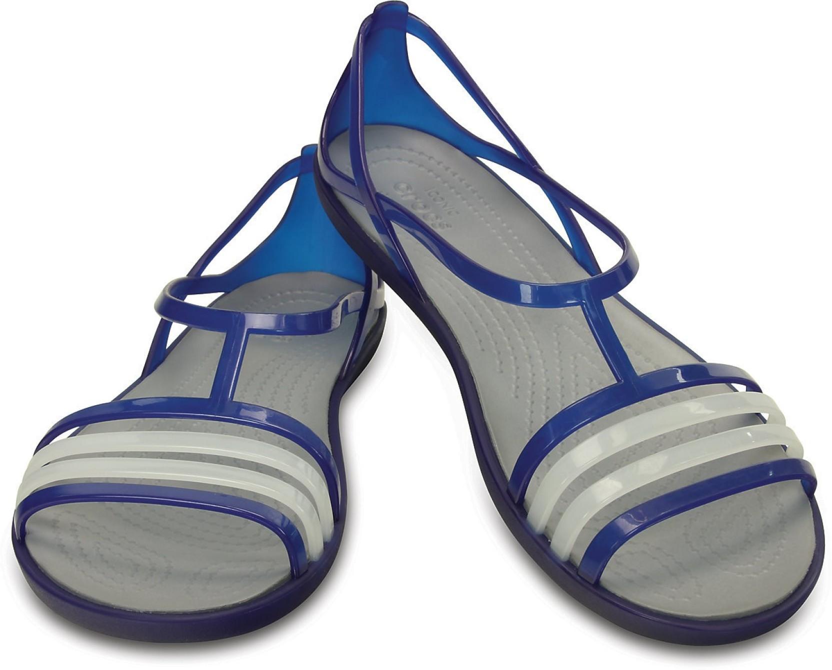 ce38e57b6 Crocs Women Cerulean Blue Bellies - Buy Crocs Women Cerulean Blue ...