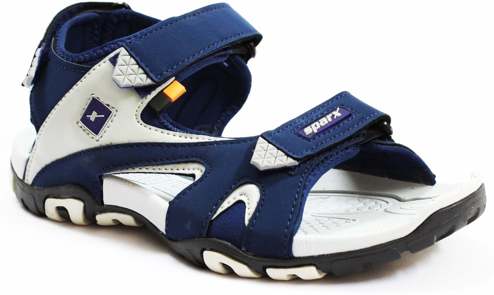 Sparx Men Blue Sandals Buy Sparx Men Blue Sandals Online