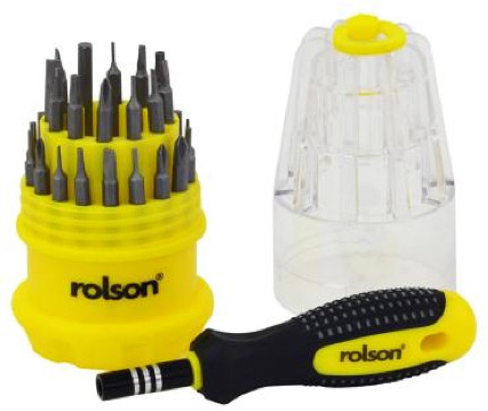 rolson 28227 screwdriver bit set price in india buy rolson 28227 screwdrive. Black Bedroom Furniture Sets. Home Design Ideas